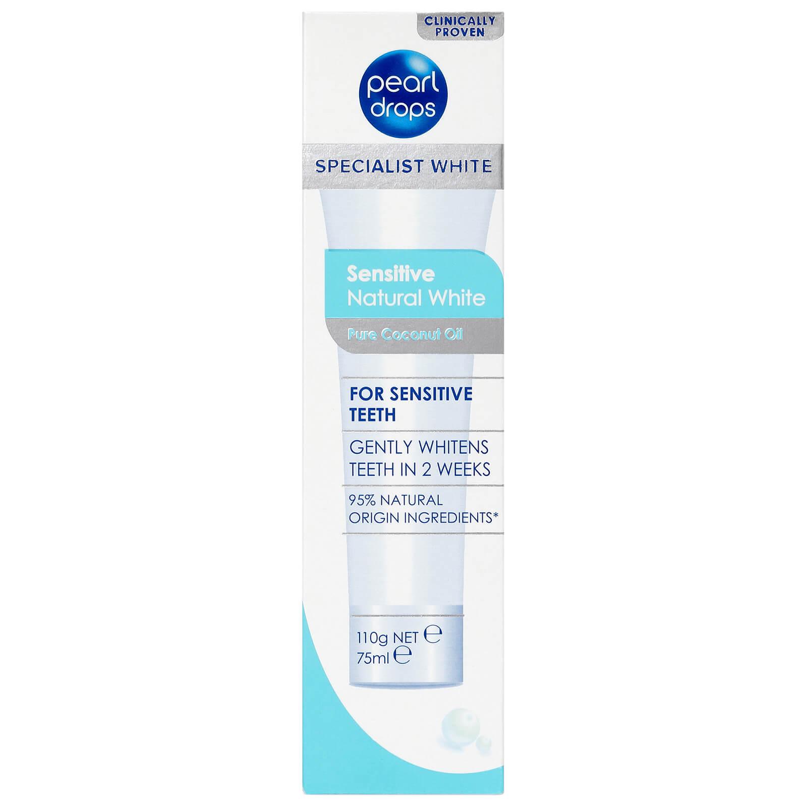 Купить Pearl Drops Sensitive Natural White Toothpaste 75ml
