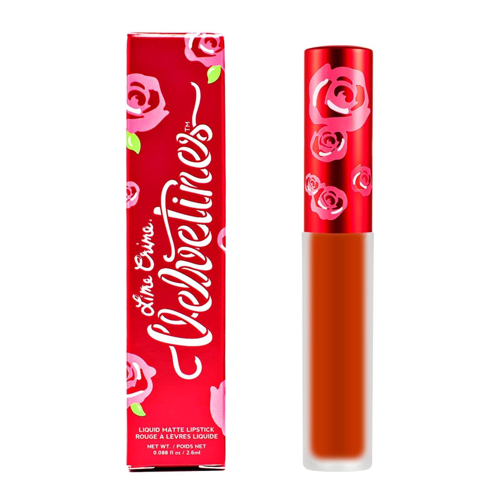 Купить Lime Crime Matte Velvetines Lipstick (Various Shades) - Sparrow