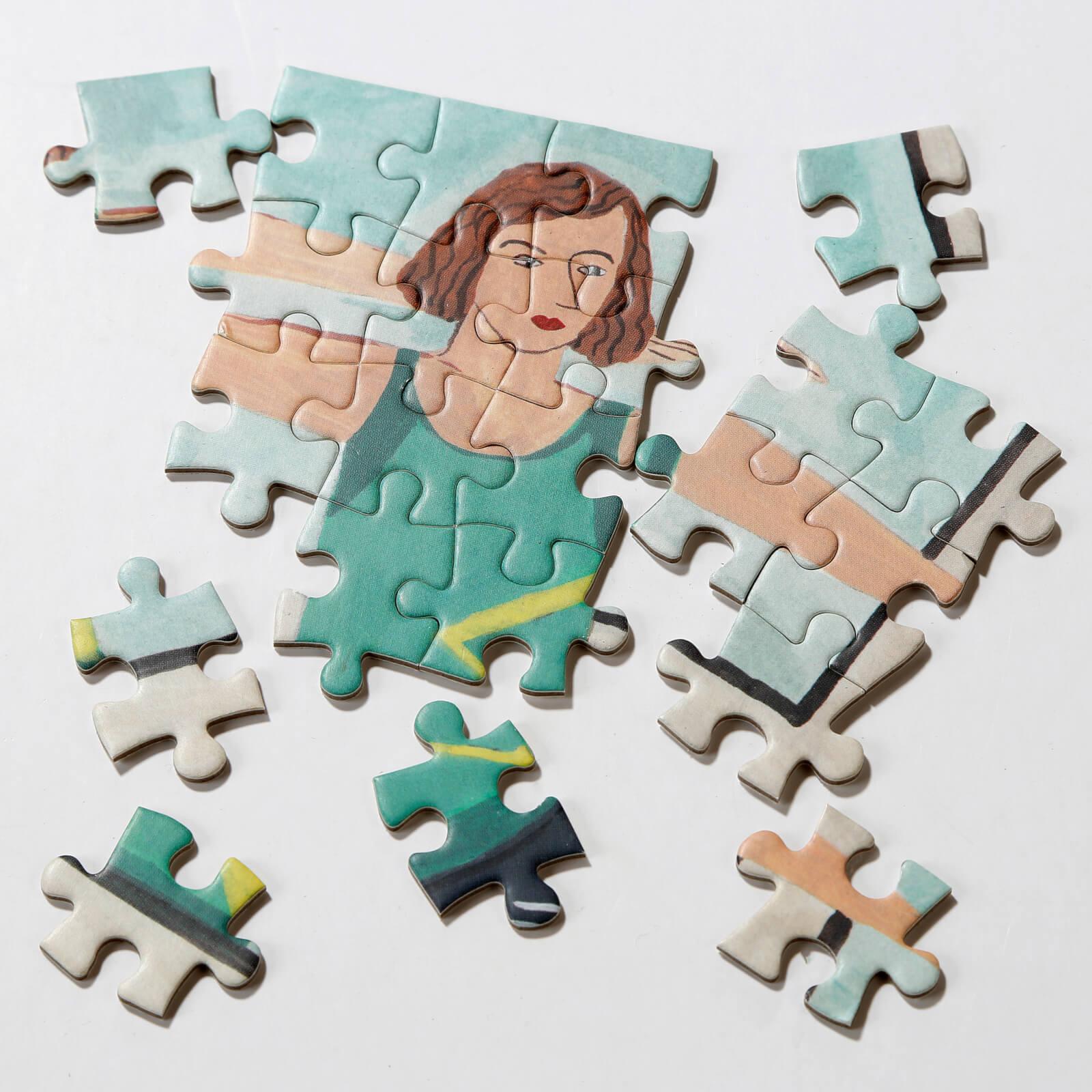 Image of Yoga Jigsaw Puzzle