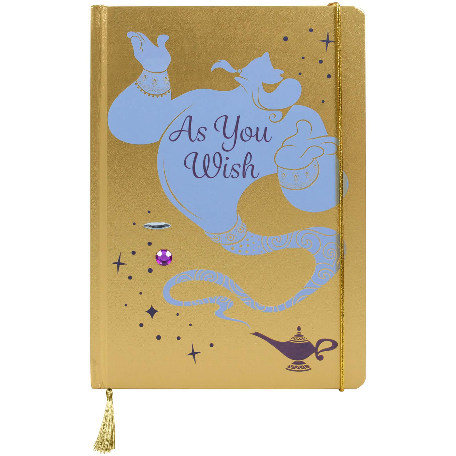 Image of Aladdin Genie Notebook