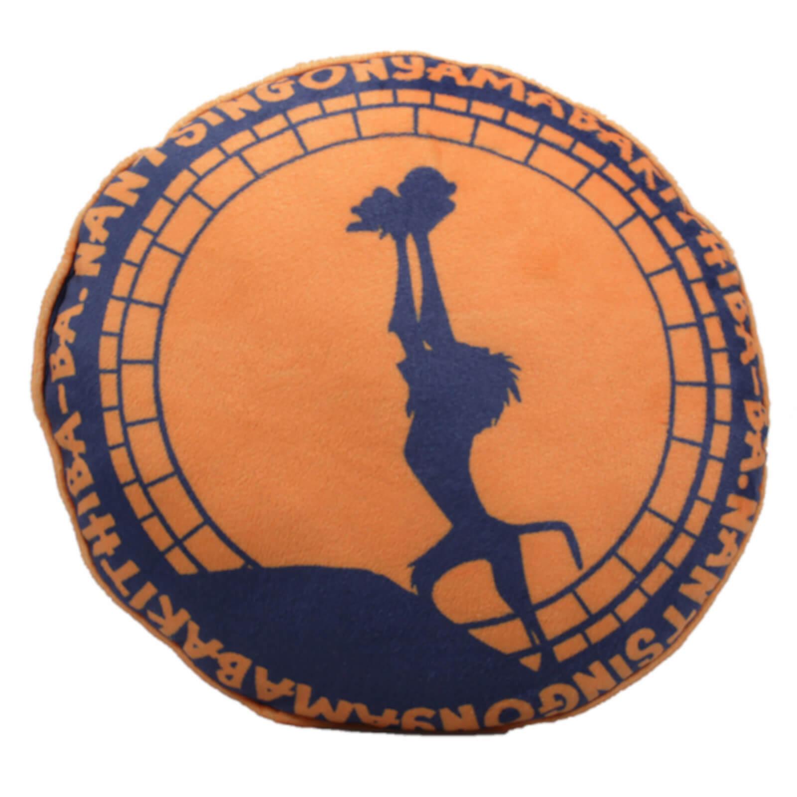 Image of The Lion King Rafiki Cushion