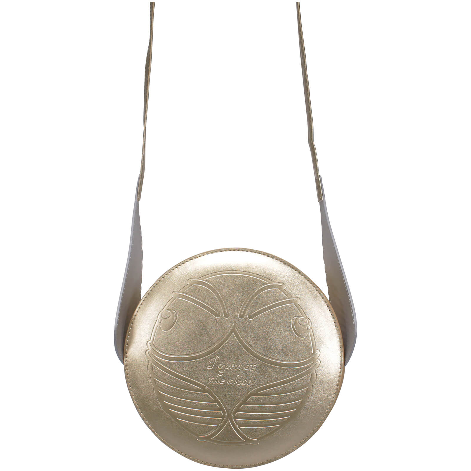 Image of Harry Potter Golden Snitch Cross Body Bag