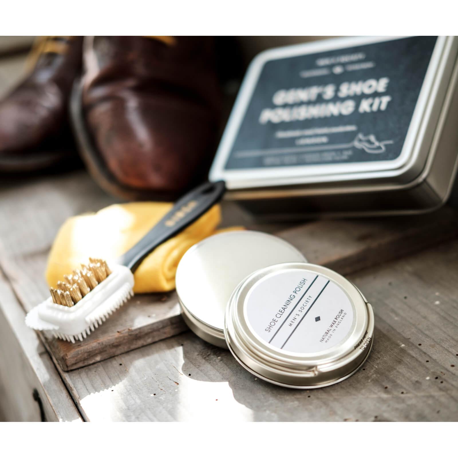 Image of Men's Society Gent's Shoe Polishing Kit