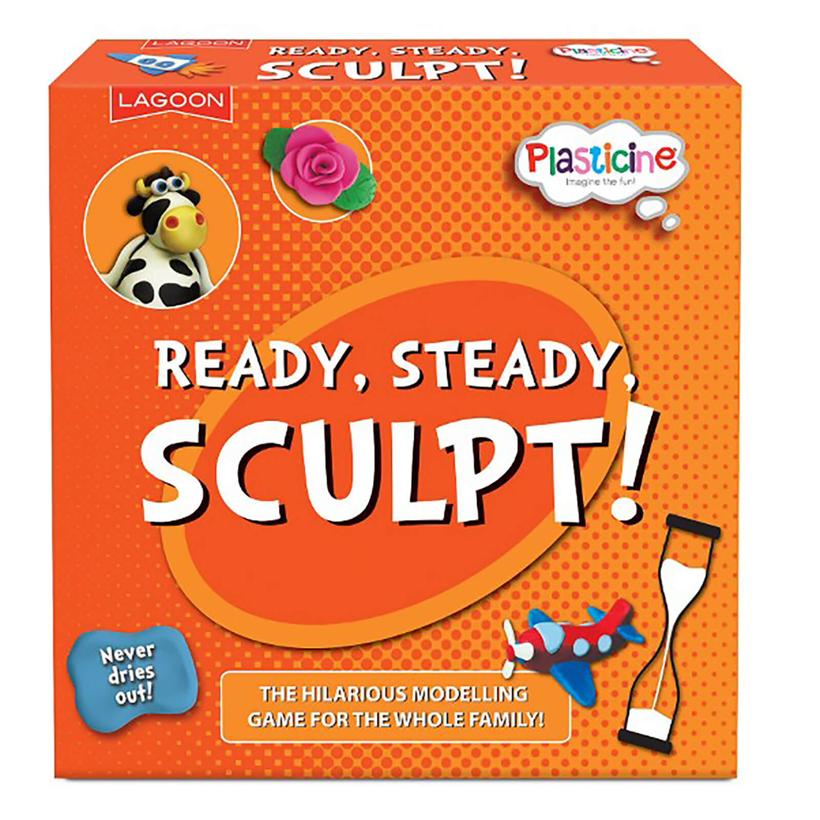 Image of Ready, Steady, Sculpt! Game