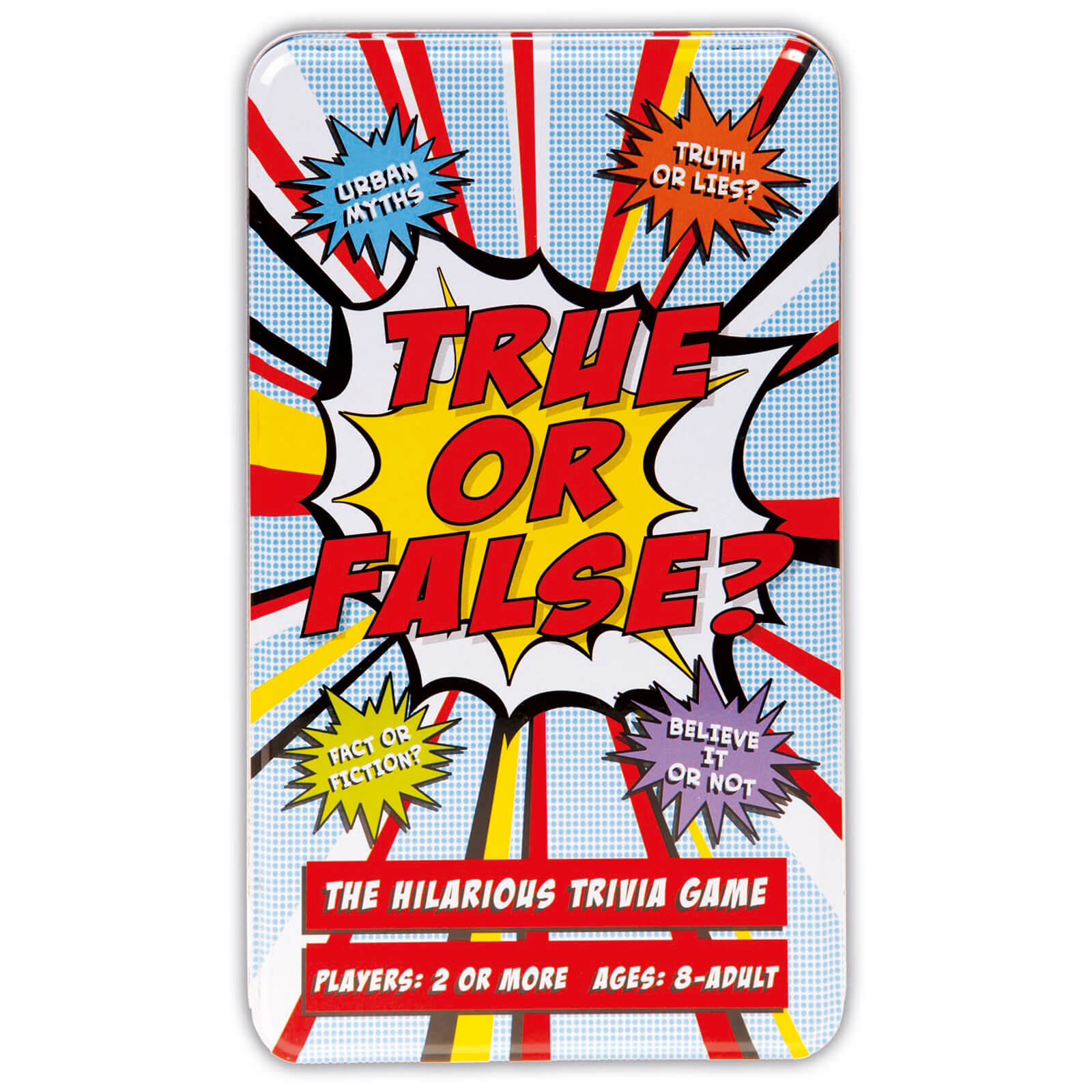 Image of True Or False? Game