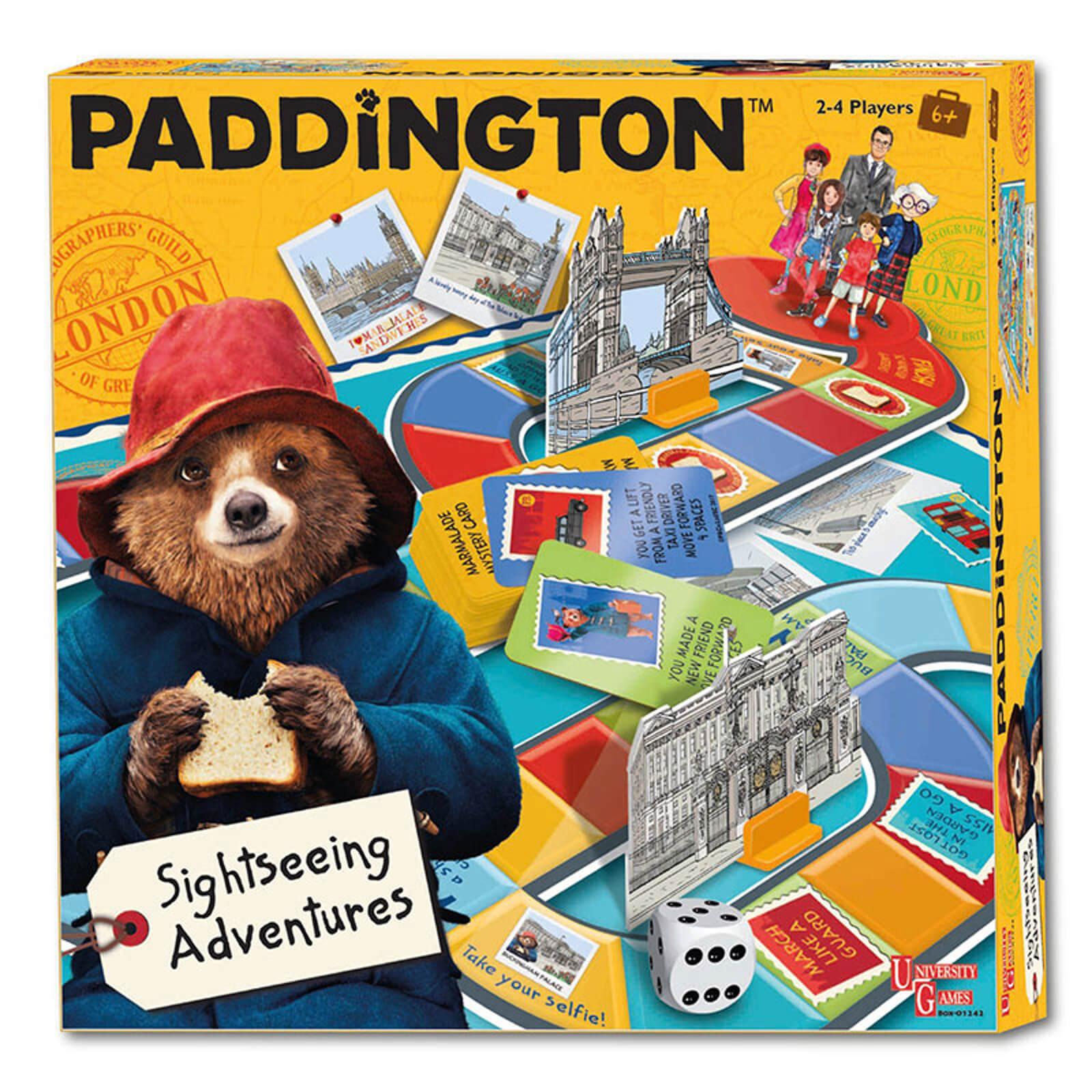 Image of Paddington Board Game