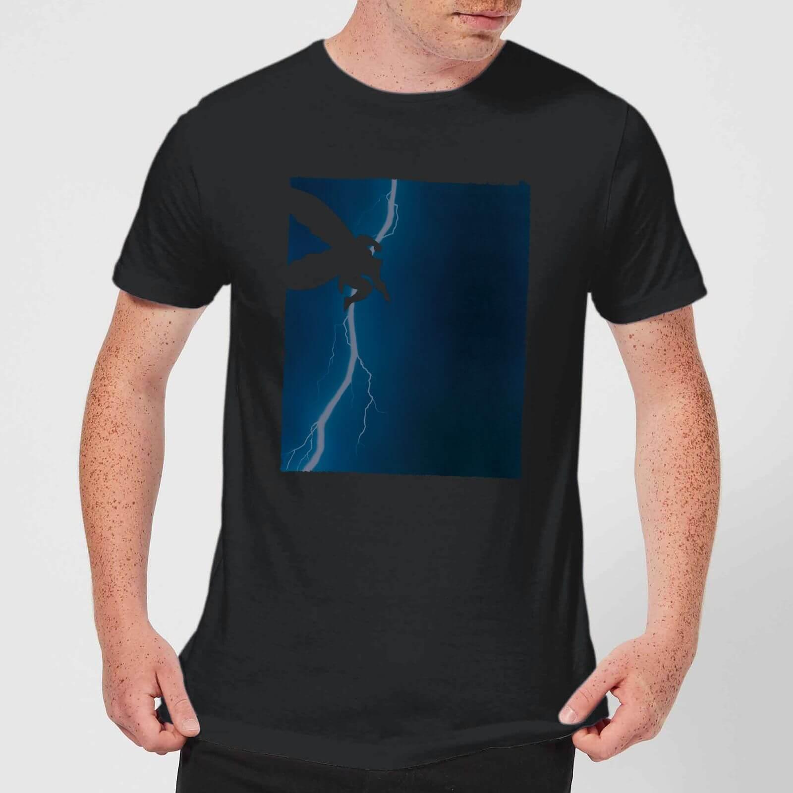 Batman The Dark Knight Returns Cover Men's T-Shirt - Black - 5XL - Schwarz