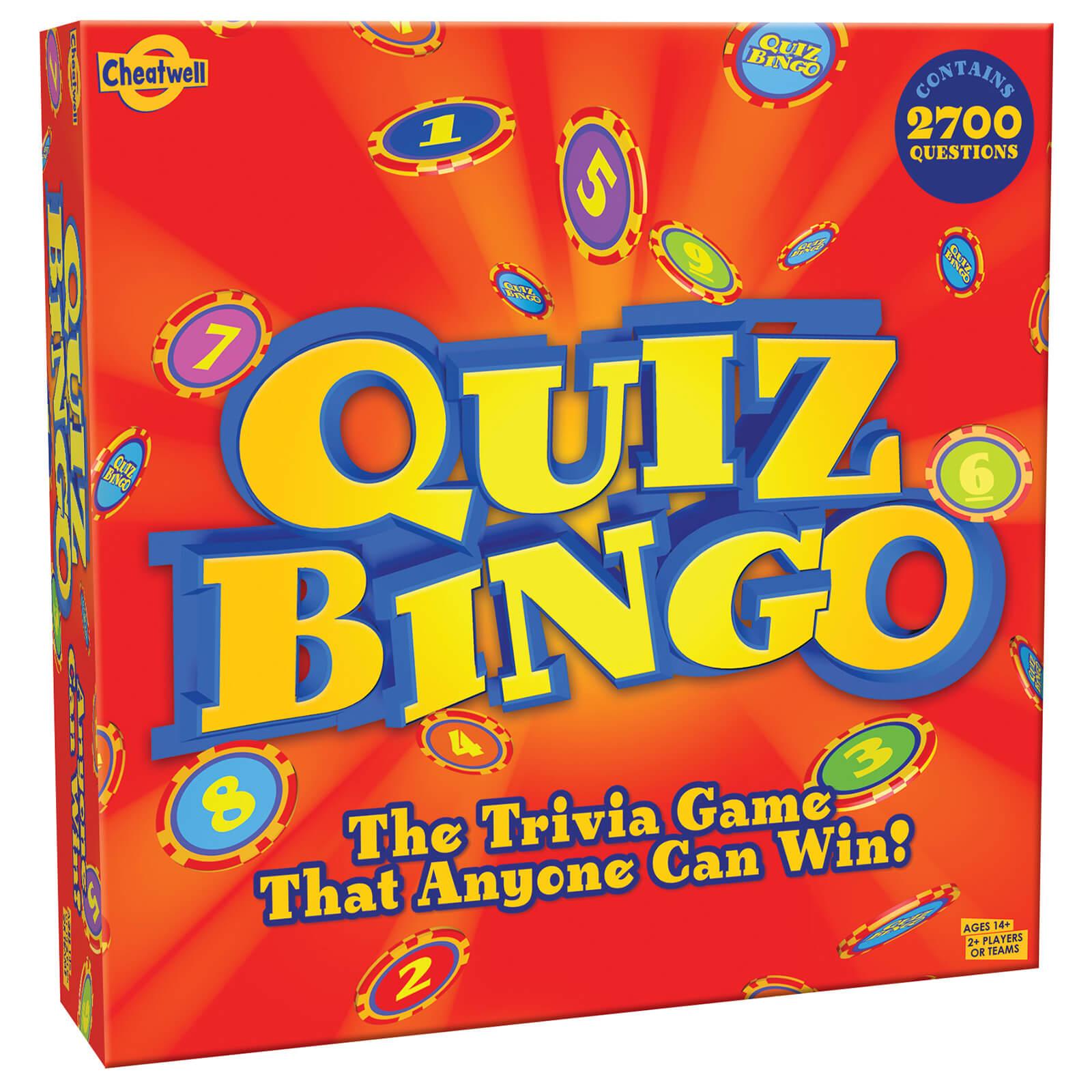 Image of Quiz Bingo Trivia