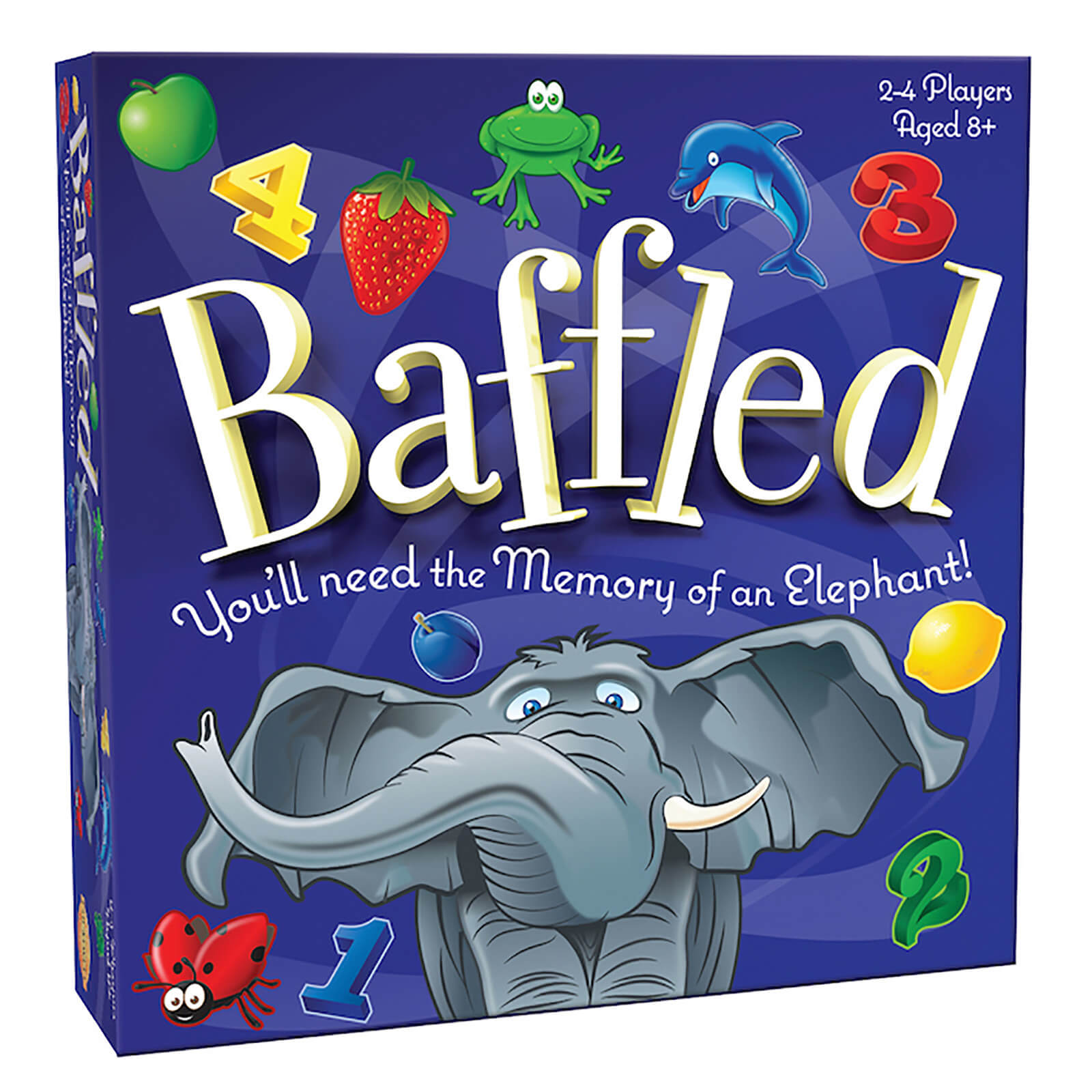 Image of Baffled Board Game