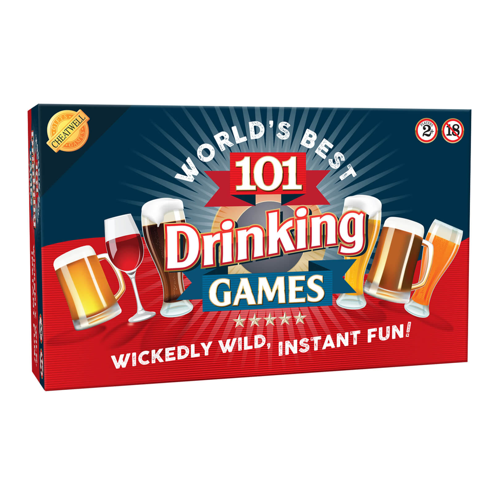 Image of 101 Drinking Games
