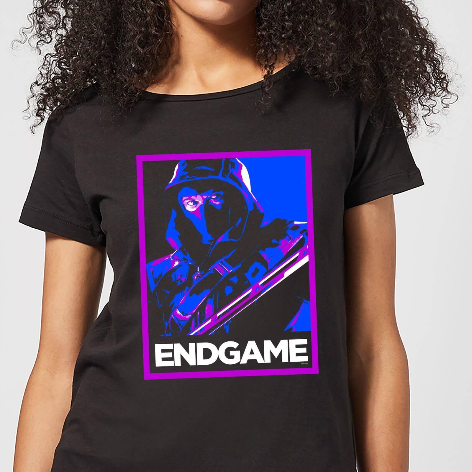 Marvel Avengers Endgame Ronin Poster Women's T-Shirt - Black - S - Black