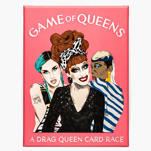 Image of Game of Queens Card Game