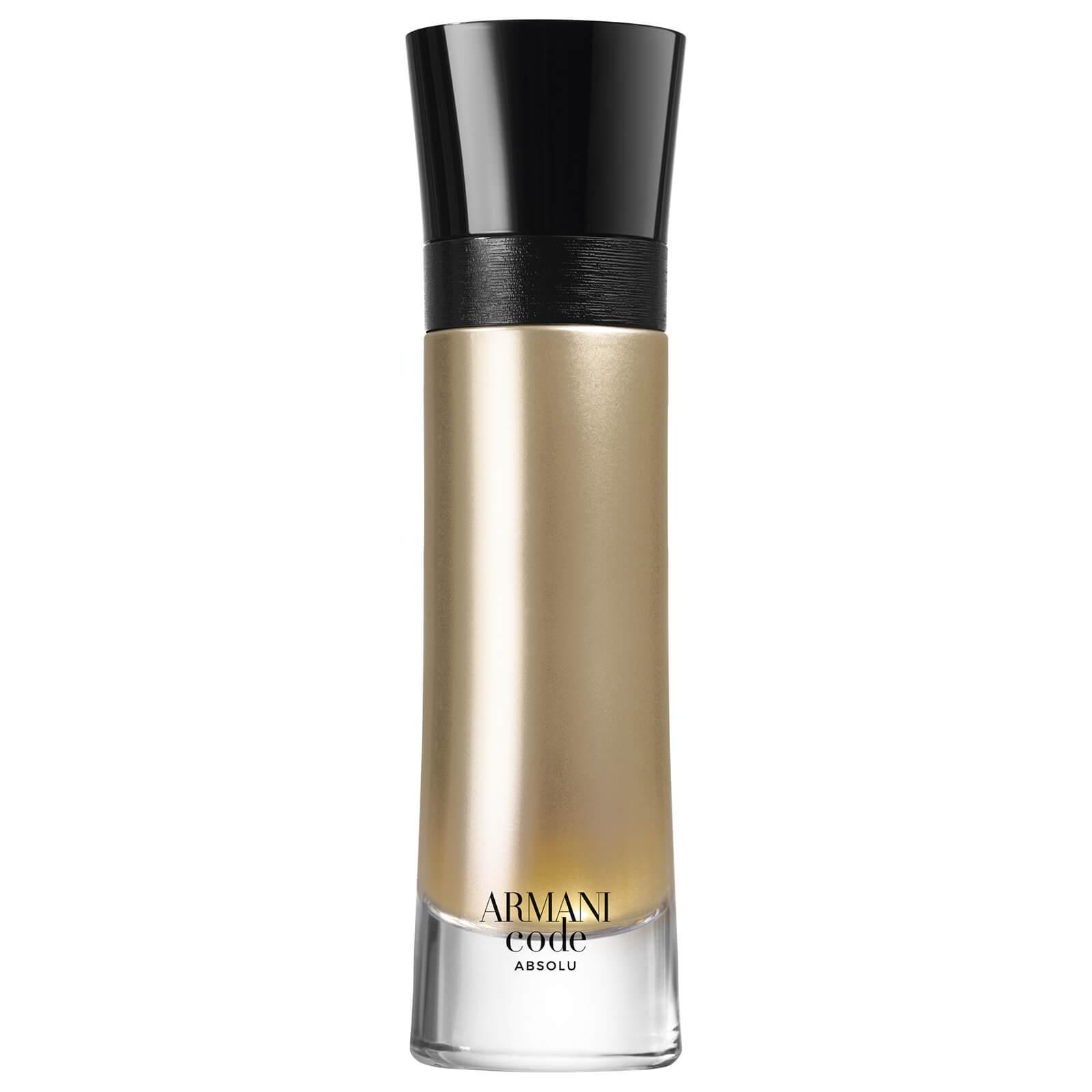 Armani Code Absolu Parfum for Men (Various Sizes) - 110ml