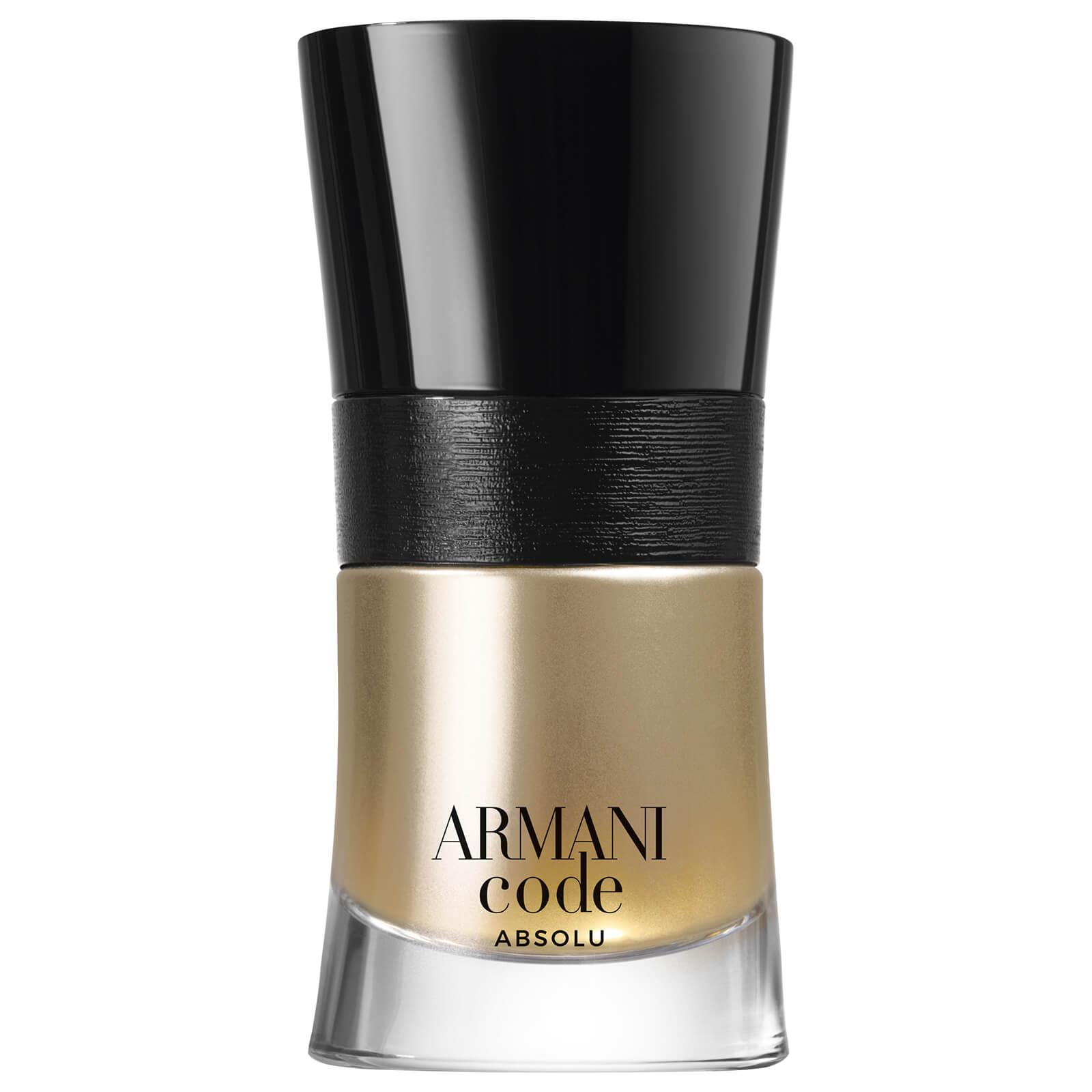 Armani Code Absolu Parfum for Men (Various Sizes) - 30ml