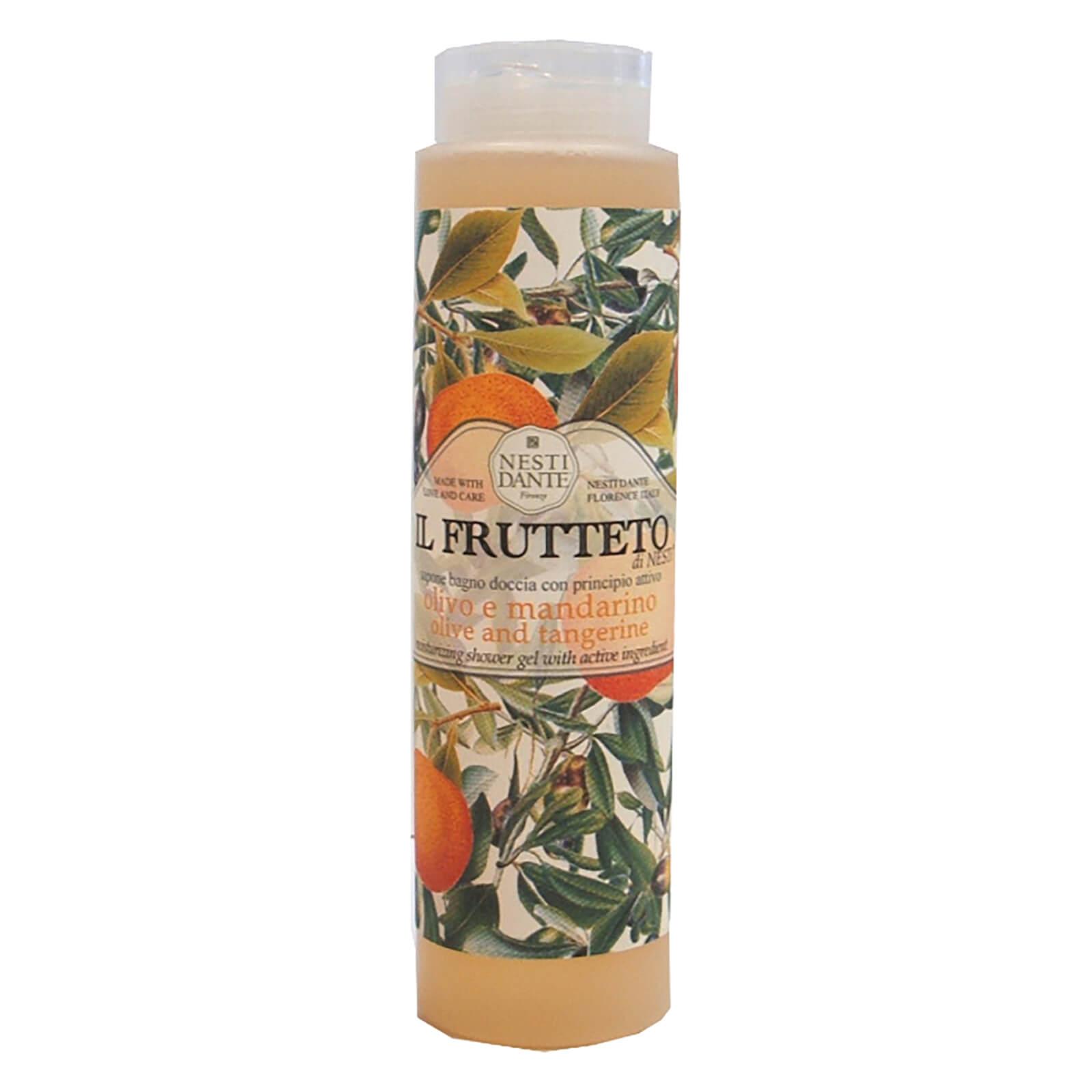 Купить Nesti Dante Olive Oil and Tangerine Shower Gel 300ml