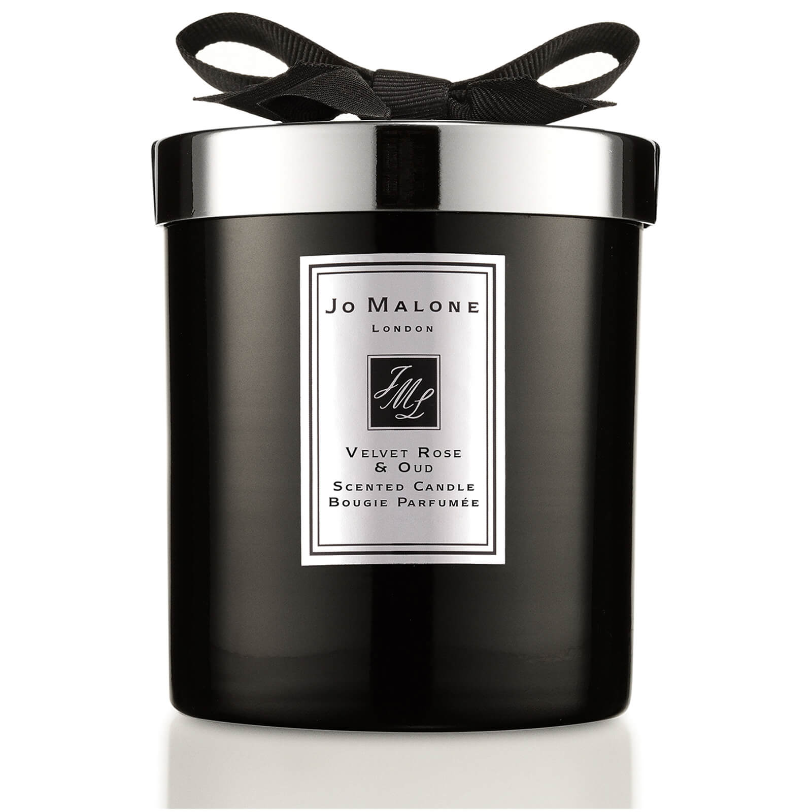 Jo Malone London Cologne Intense Velvet Rose and Oud Home Candle 200g