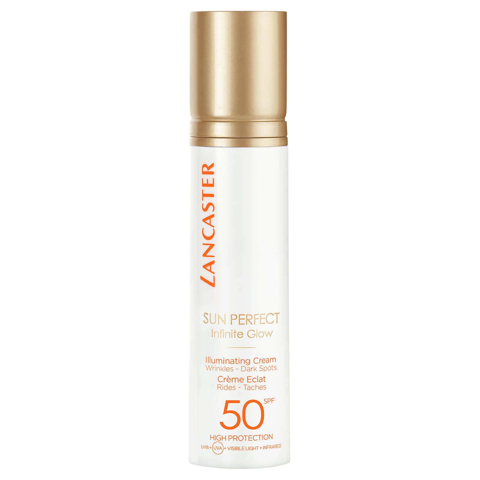 Купить Lancaster Sun Perfect SPF30 Illuminating Cream 50ml