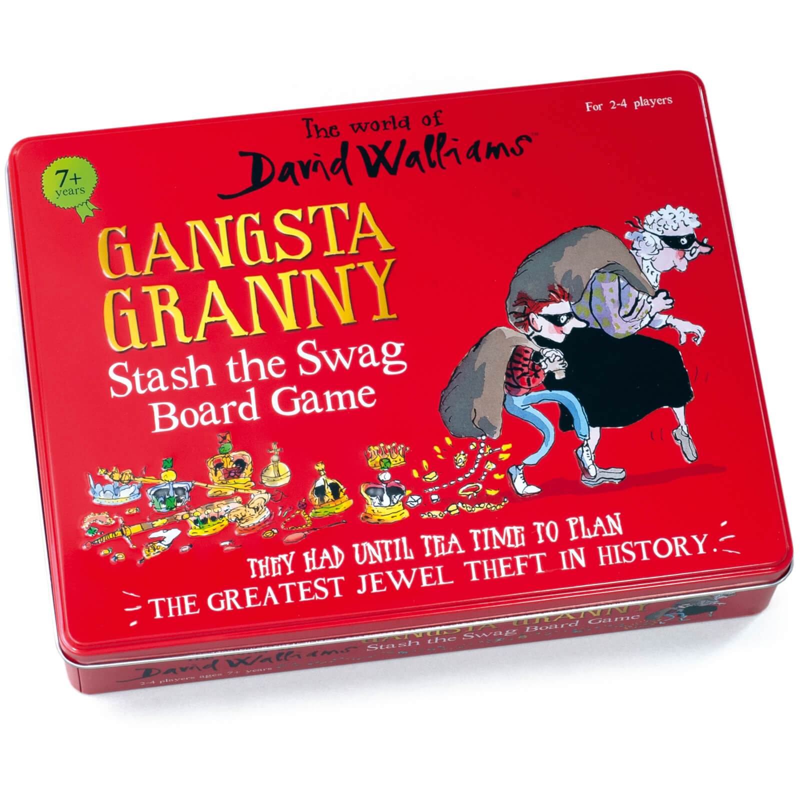 Image of Gangsta Granny Board Game