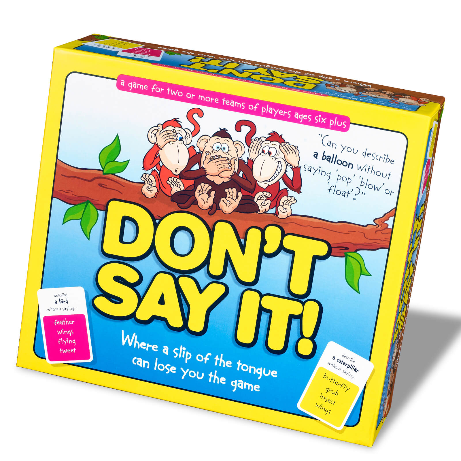 Image of Don't Say It Game