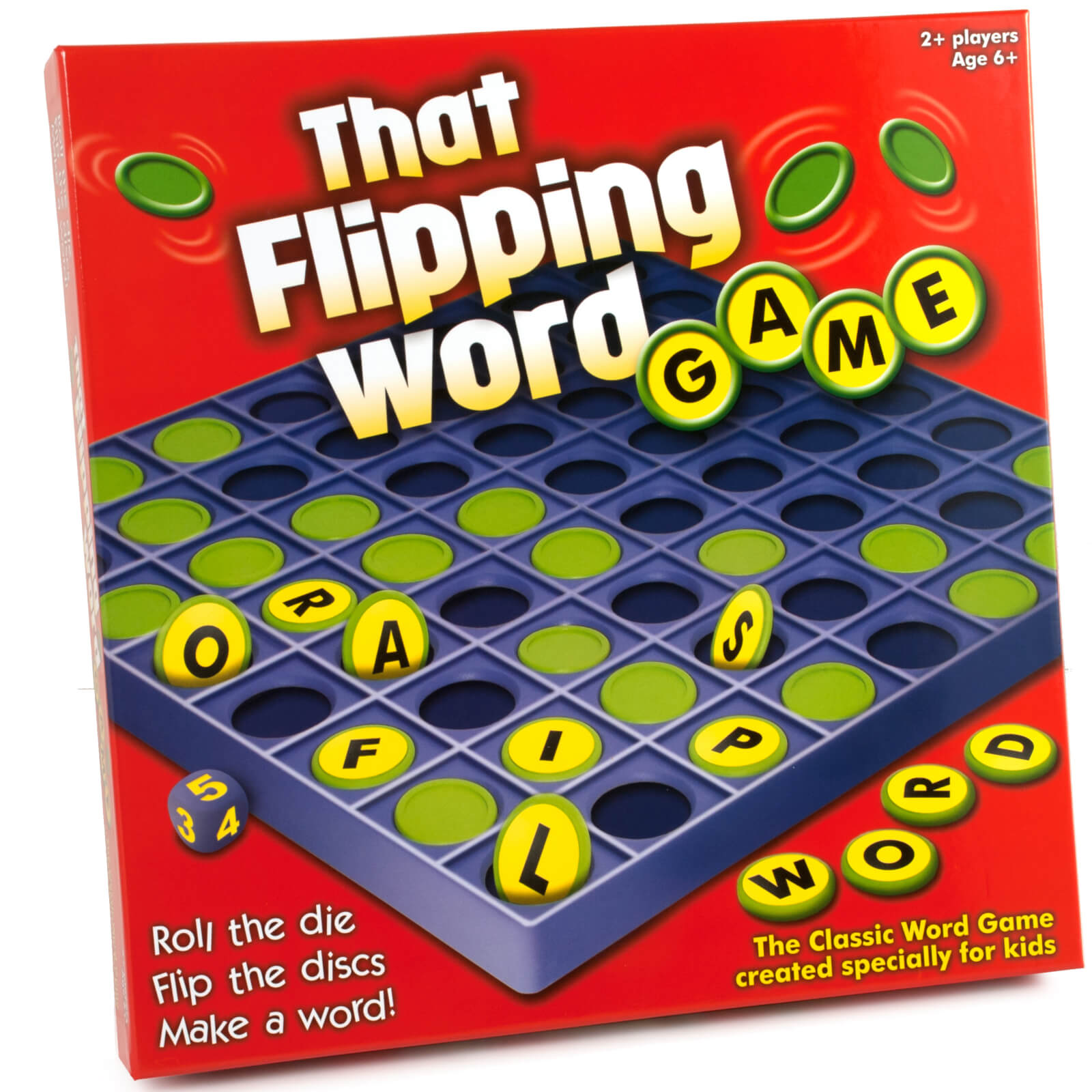Image of Flippin Word Game