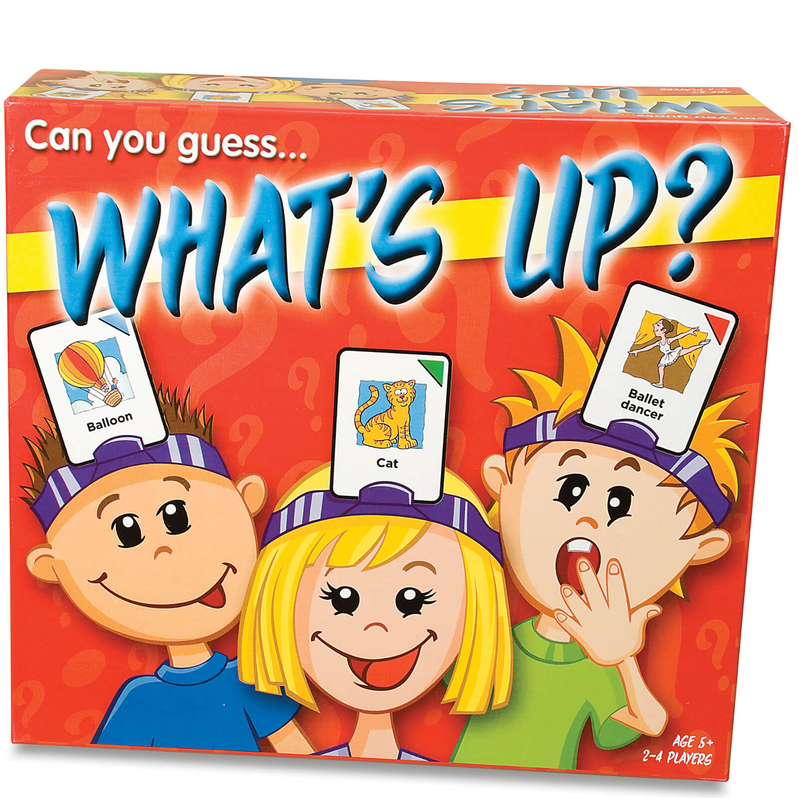 Image of What's Up Game