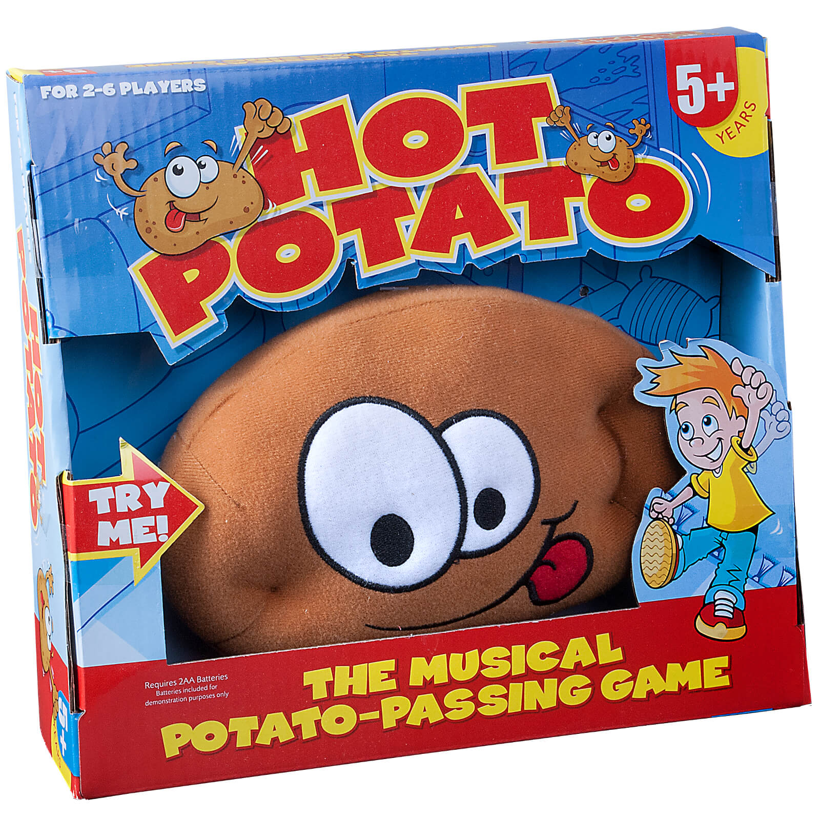 Image of Hot Potato Game