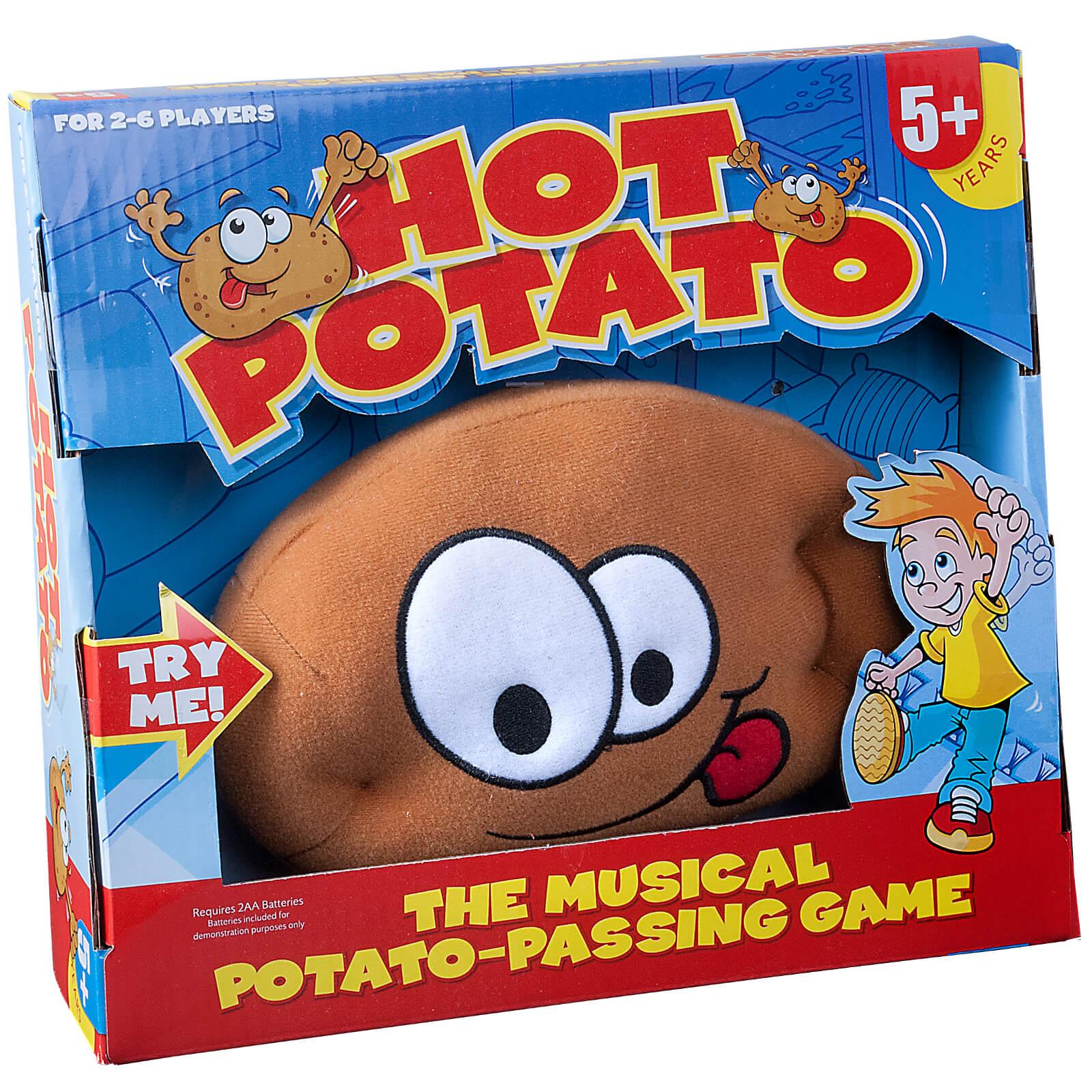 Image of Hot Potato Game