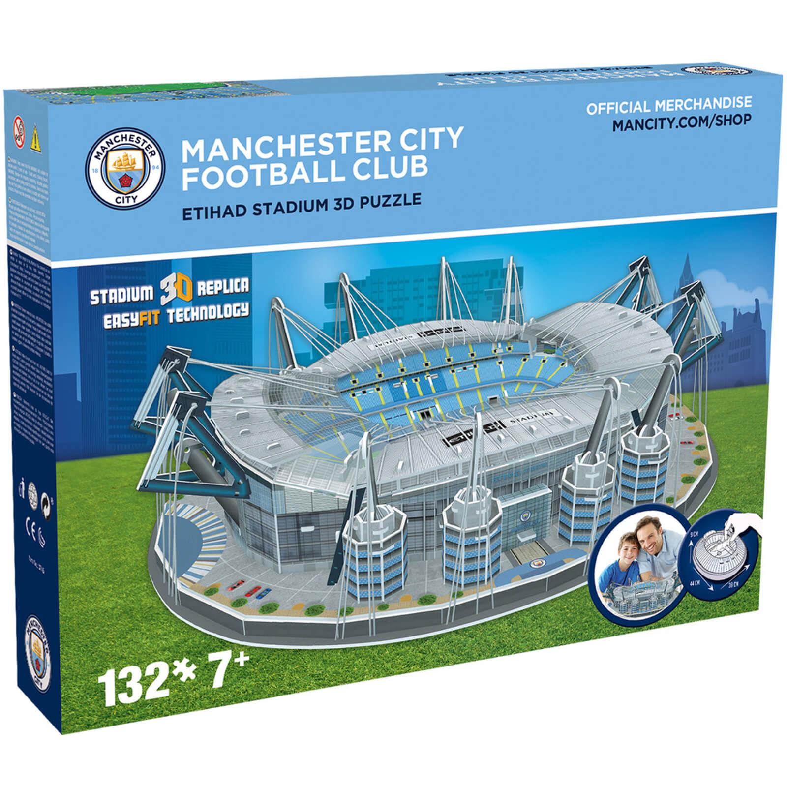 Image of 3D Puzzle Football Stadium - Etihad Stadium