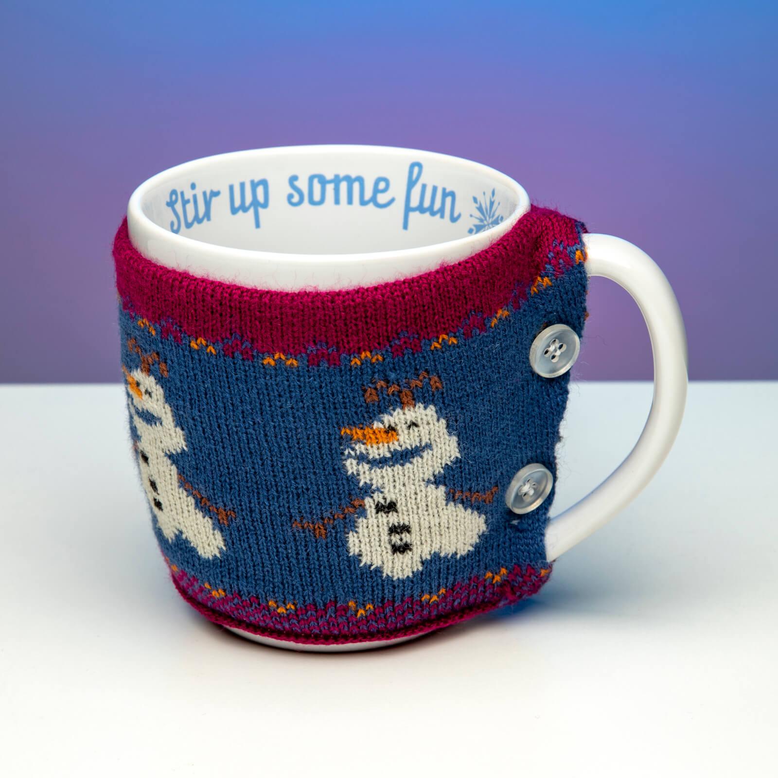 Image of Disney Frozen Olaf Cosy Mug