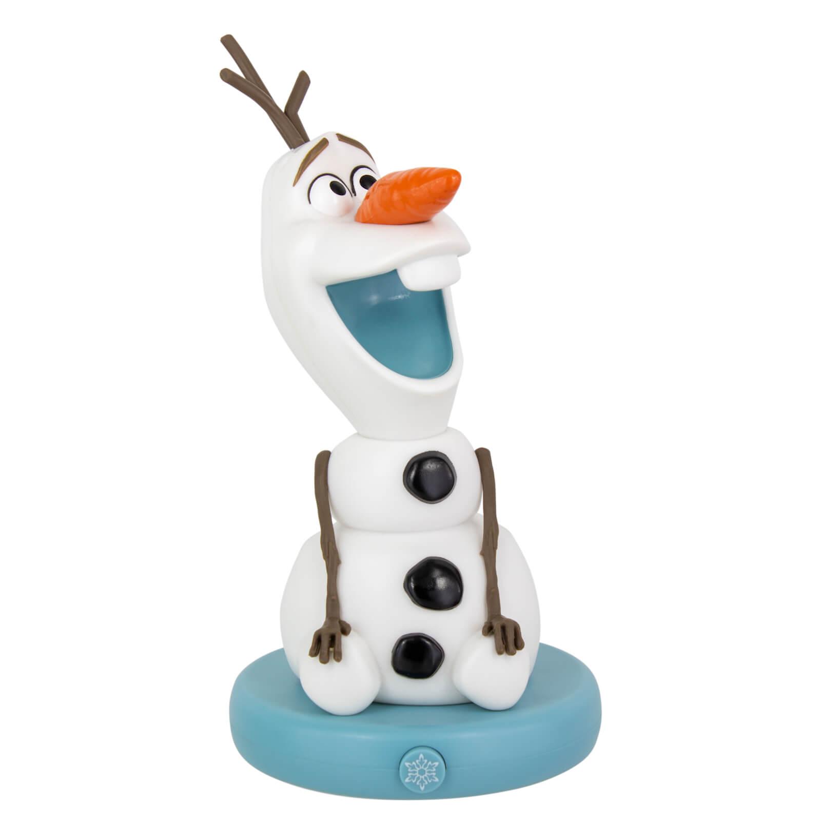 Image of Disney Frozen Olaf Light