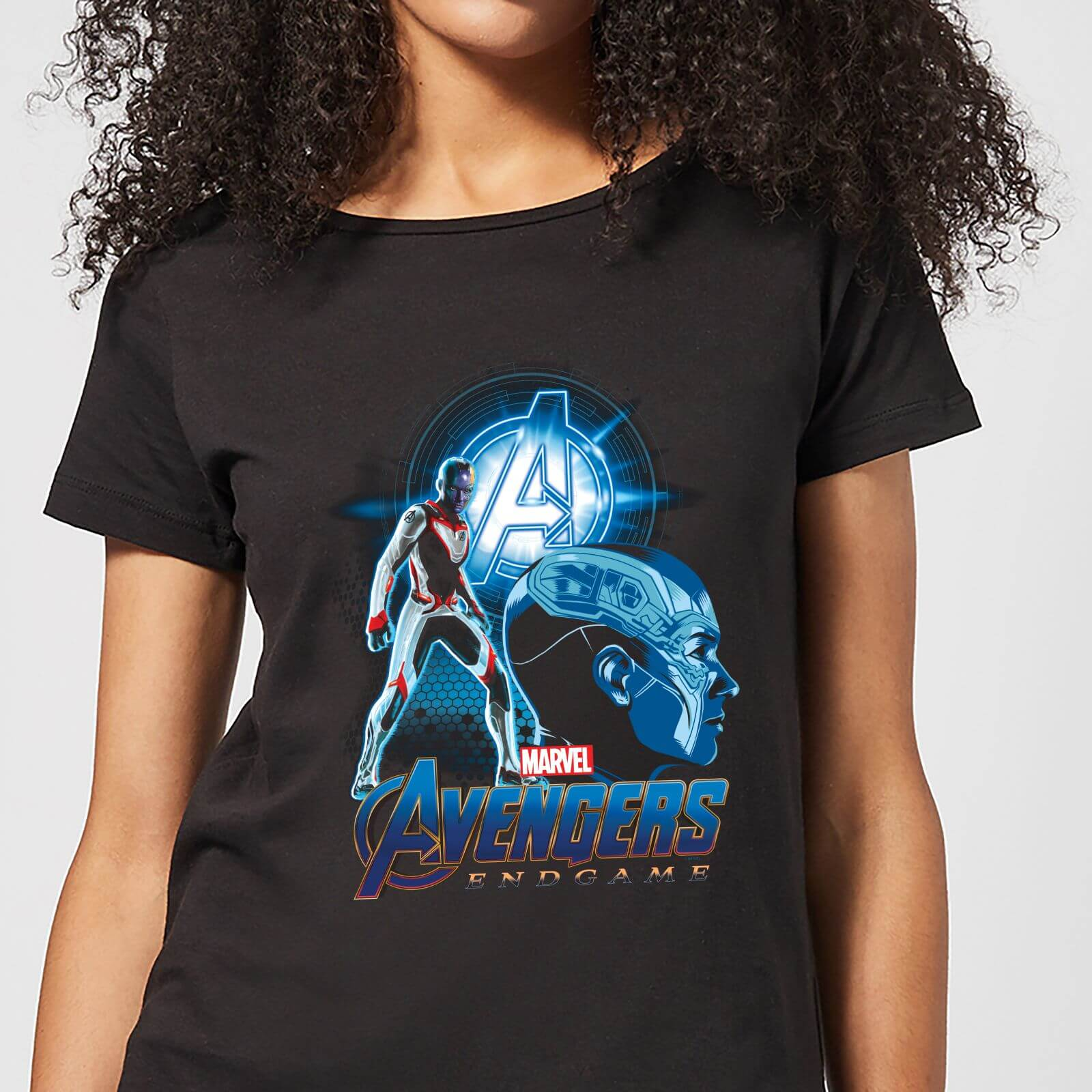 Avengers: Endgame Nebula Suit Women's T-Shirt - Black - XXL - Black
