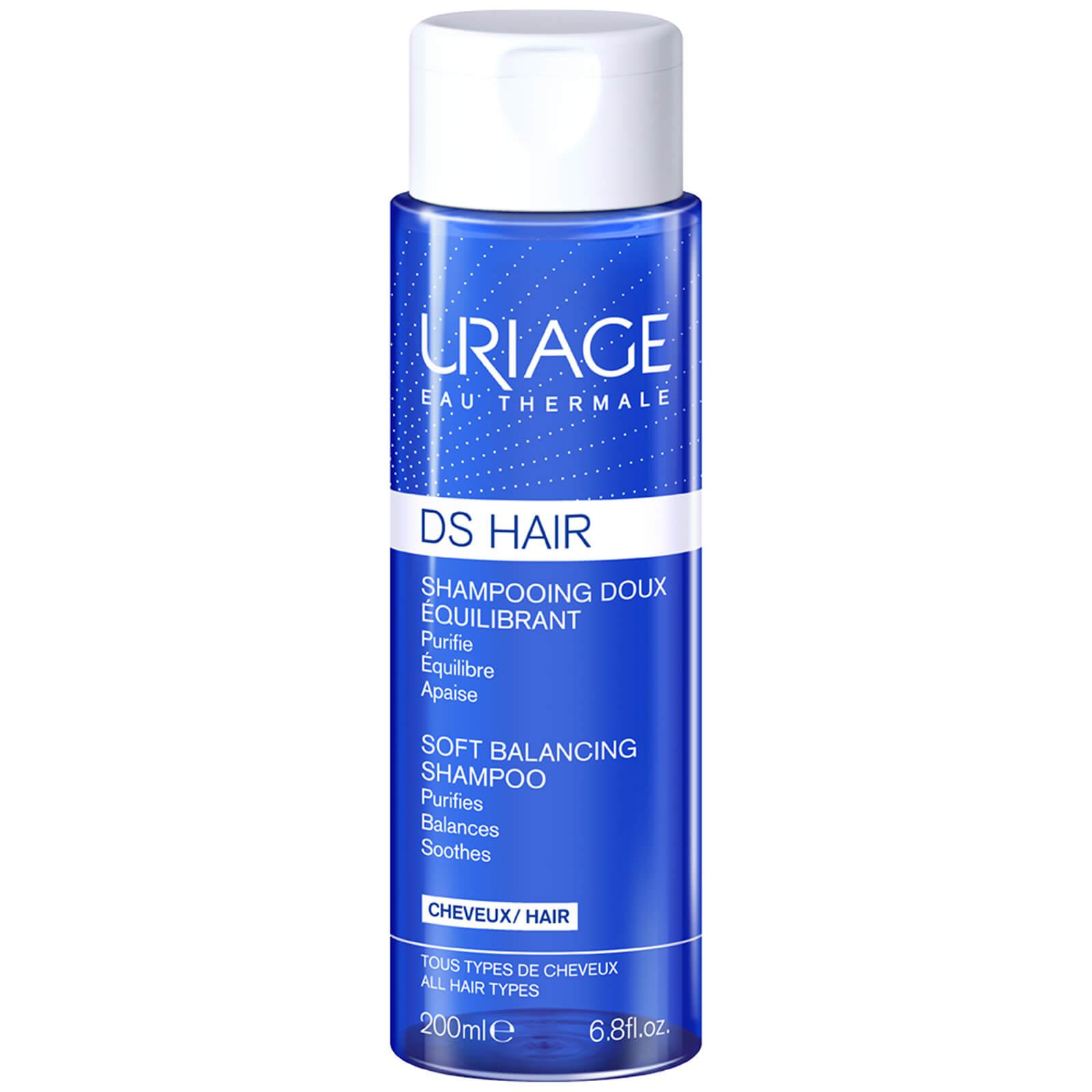 Uriage DS Hair Soft Balancing Shampoo 200ml