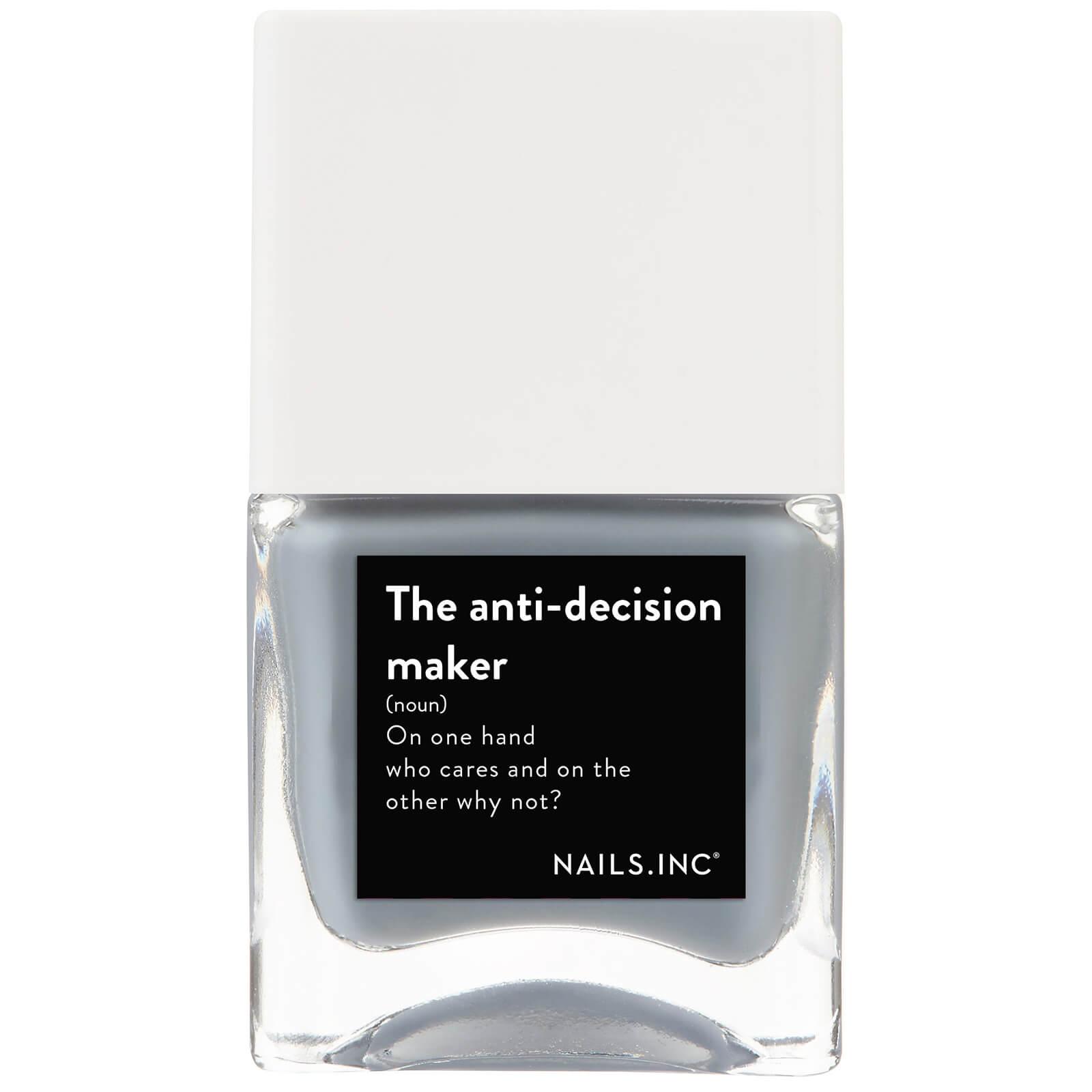 nails inc. Life Hack the Anti-Decision Maker Nail Varnish 14ml