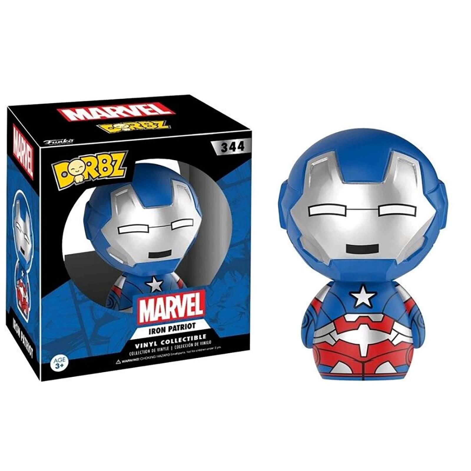 Funko Dorbz Marvel Iron Patriot