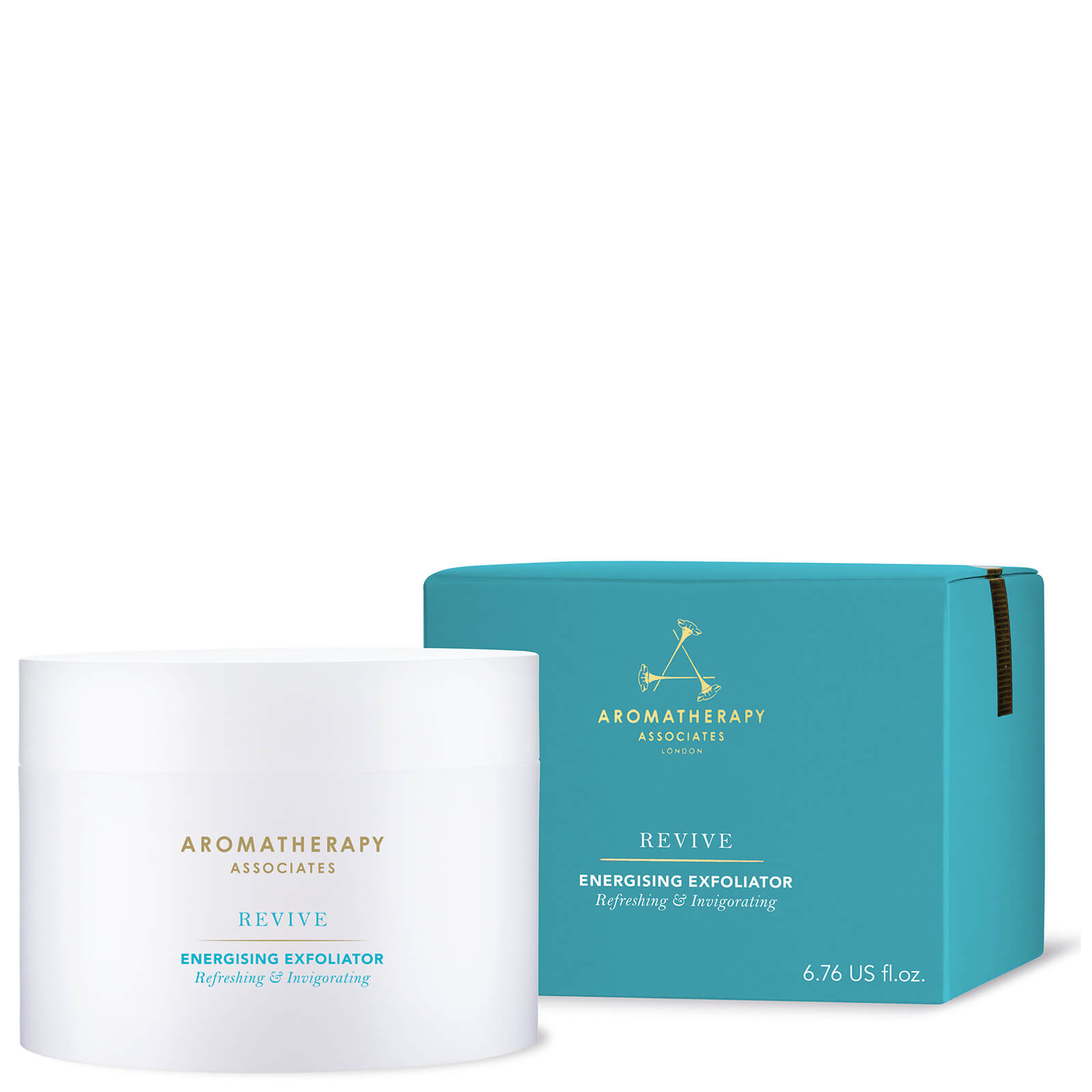 Aromatherapy Associates Revive Energising Exfoliator 200ml