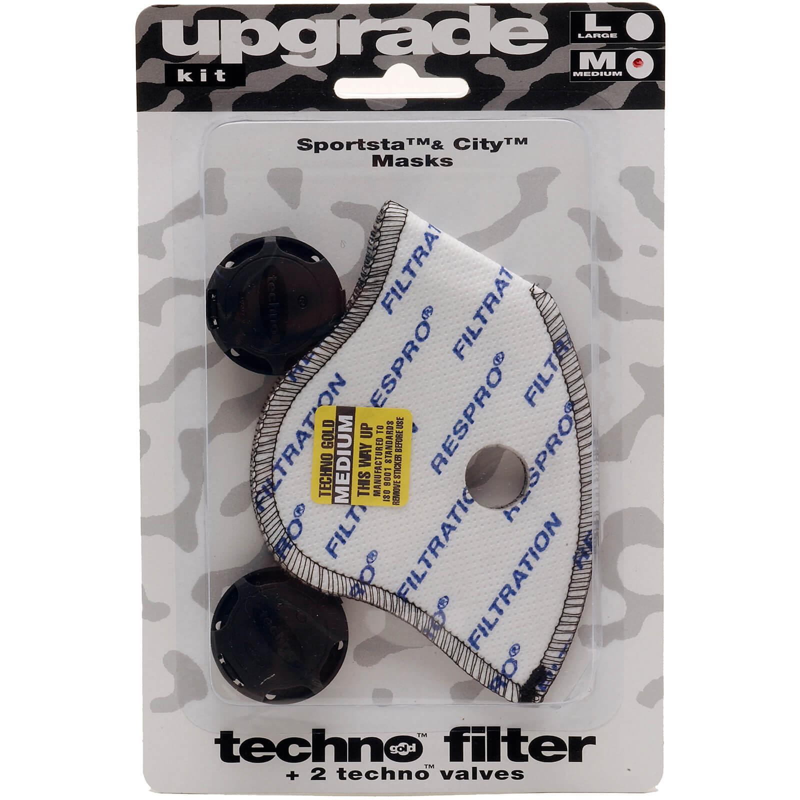 Respro Techno Upgrade Kit (City / Sportsta To Techno) - M