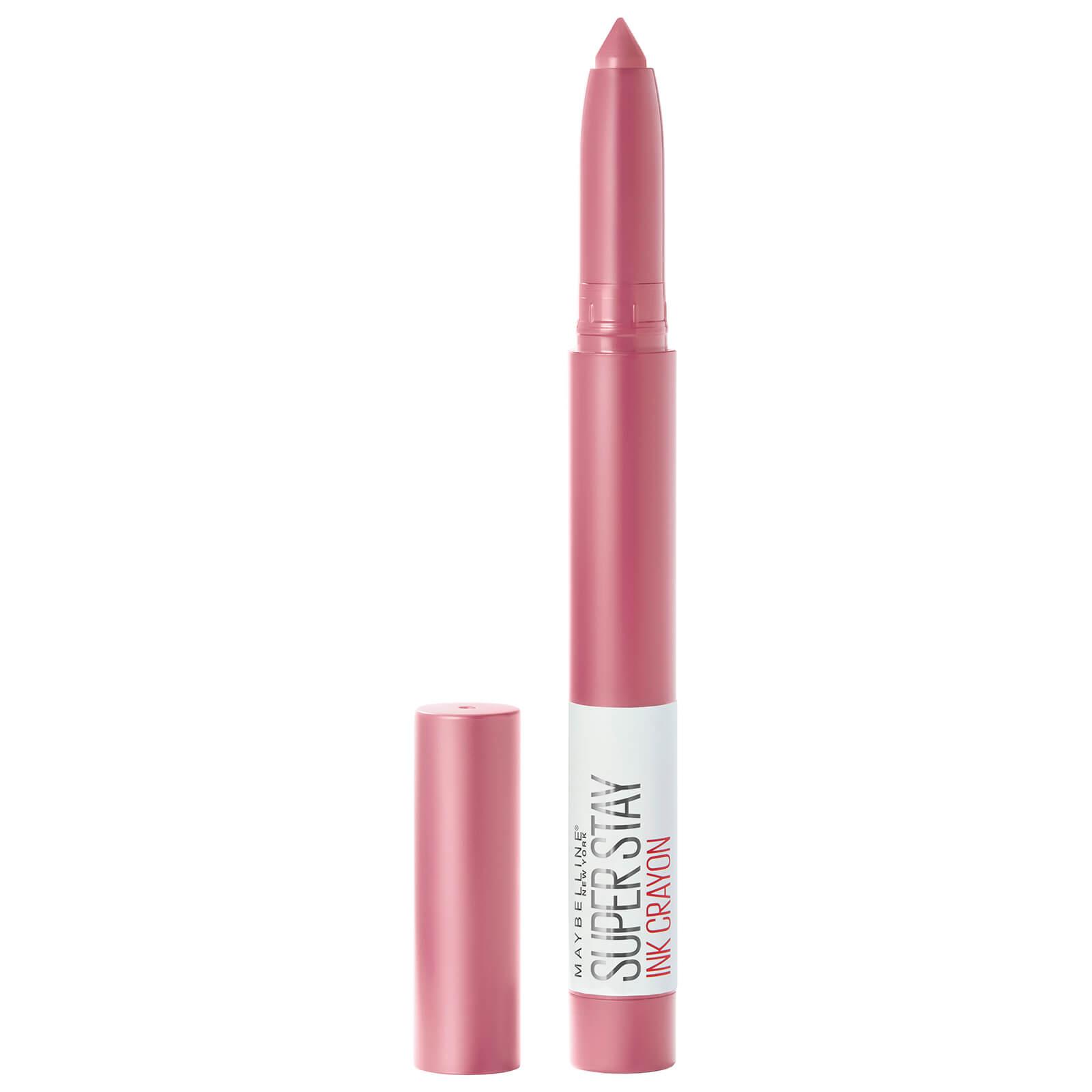 Купить Maybelline Superstay Matte Ink Crayon Lipstick 32g (Various Shades) - 40 Laugh Louder