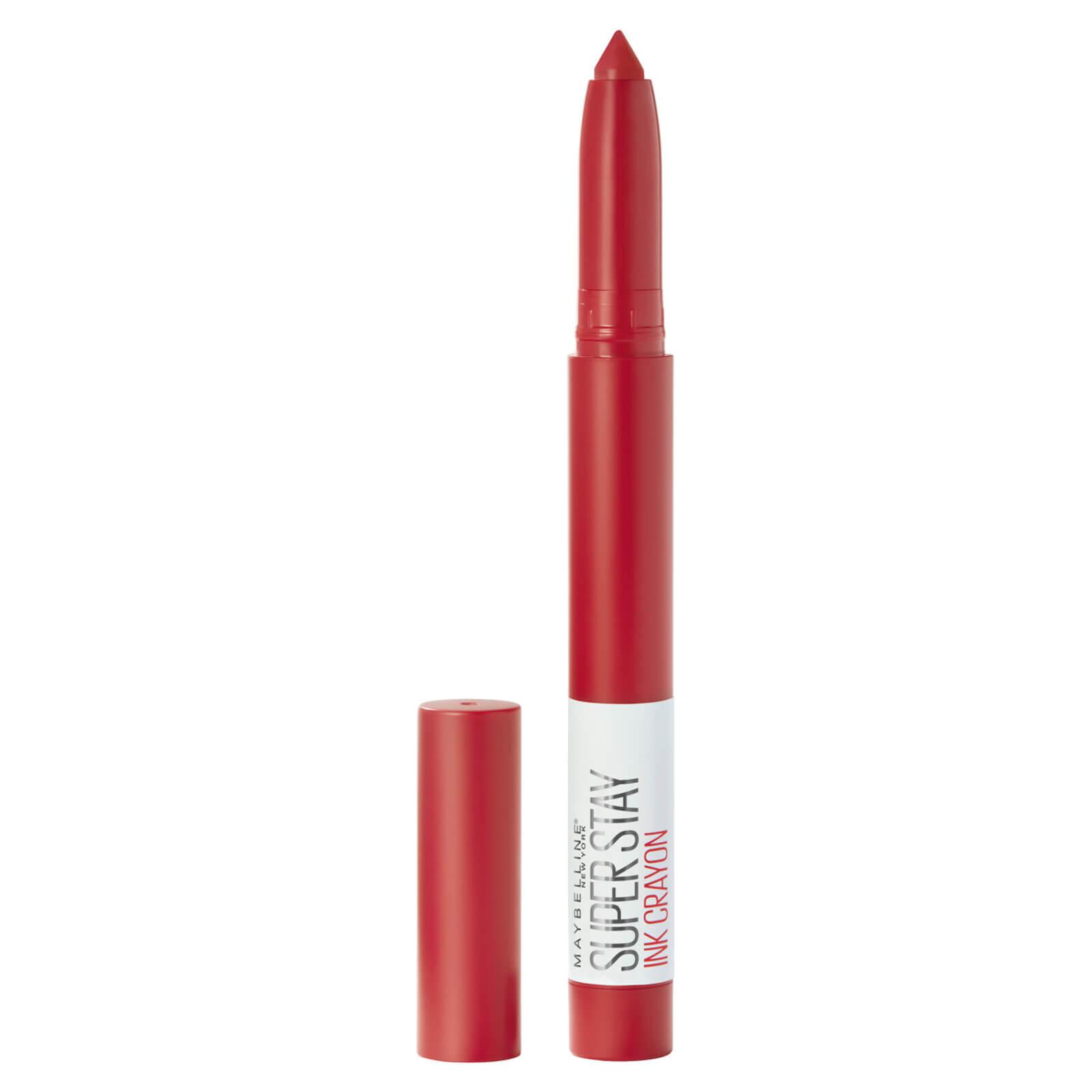 Купить Maybelline Superstay Matte Ink Crayon Lipstick 32g (Various Shades) - 45 Hustle in Heels