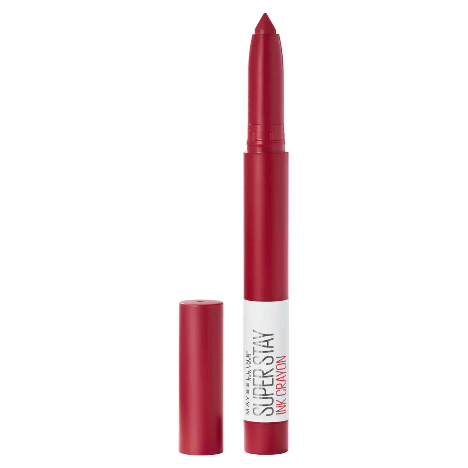 Maybelline Superstay Matte Ink Crayon Lipstick 32g (Various Shades) - 50 Own Your Empire