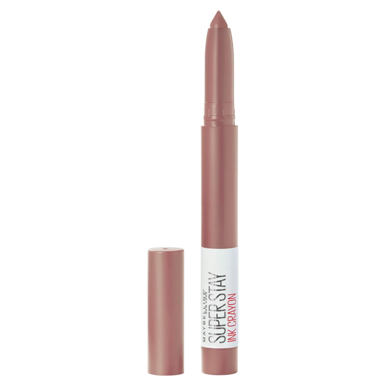 Maybelline Superstay Matte Ink Crayon Lipstick 32g (Various Shades) - 10 Trust Your Gut  - Купить