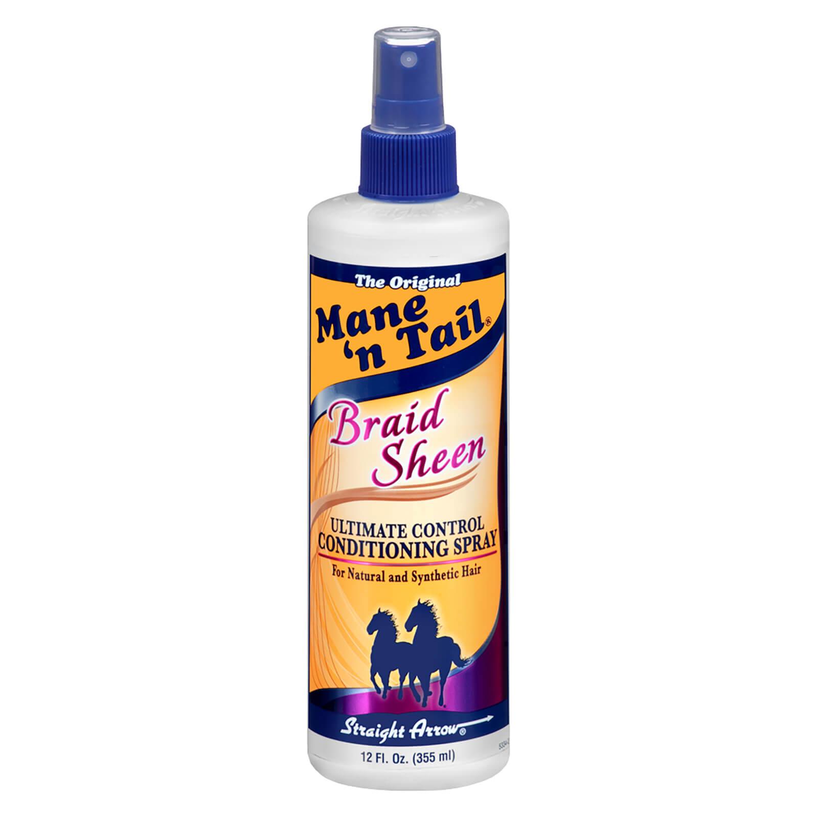 Купить Mane 'n Tail Braid Sheen