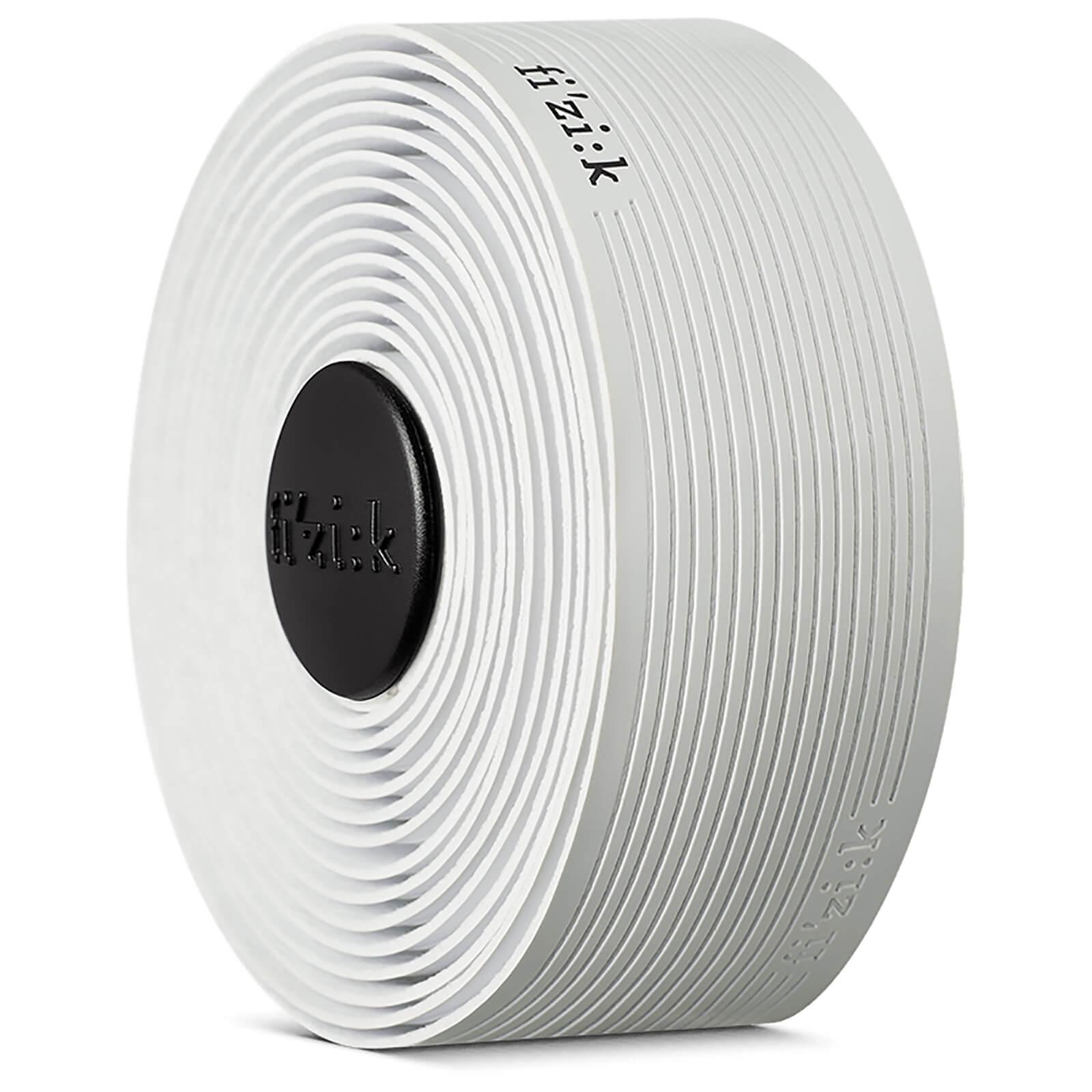 Fizik Vento Microtex Tacky Handlebar Tape - White