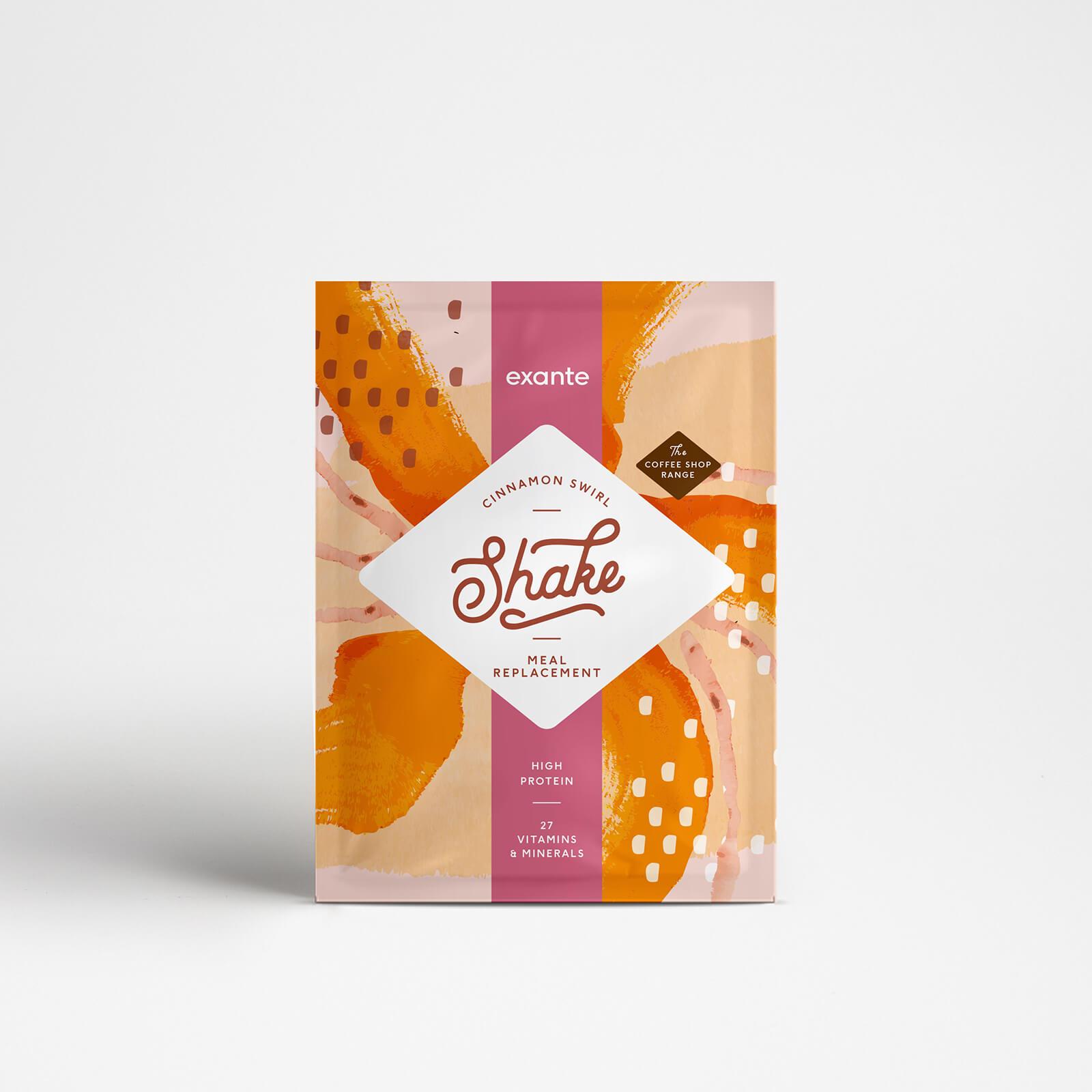 Zimtschnecken Shake