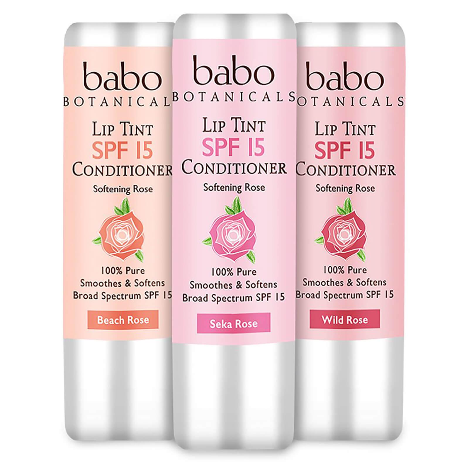 Babo Botanicals SPF15 SPRING LIP TINT TRIO GIFT SET (WORTH $29.85)
