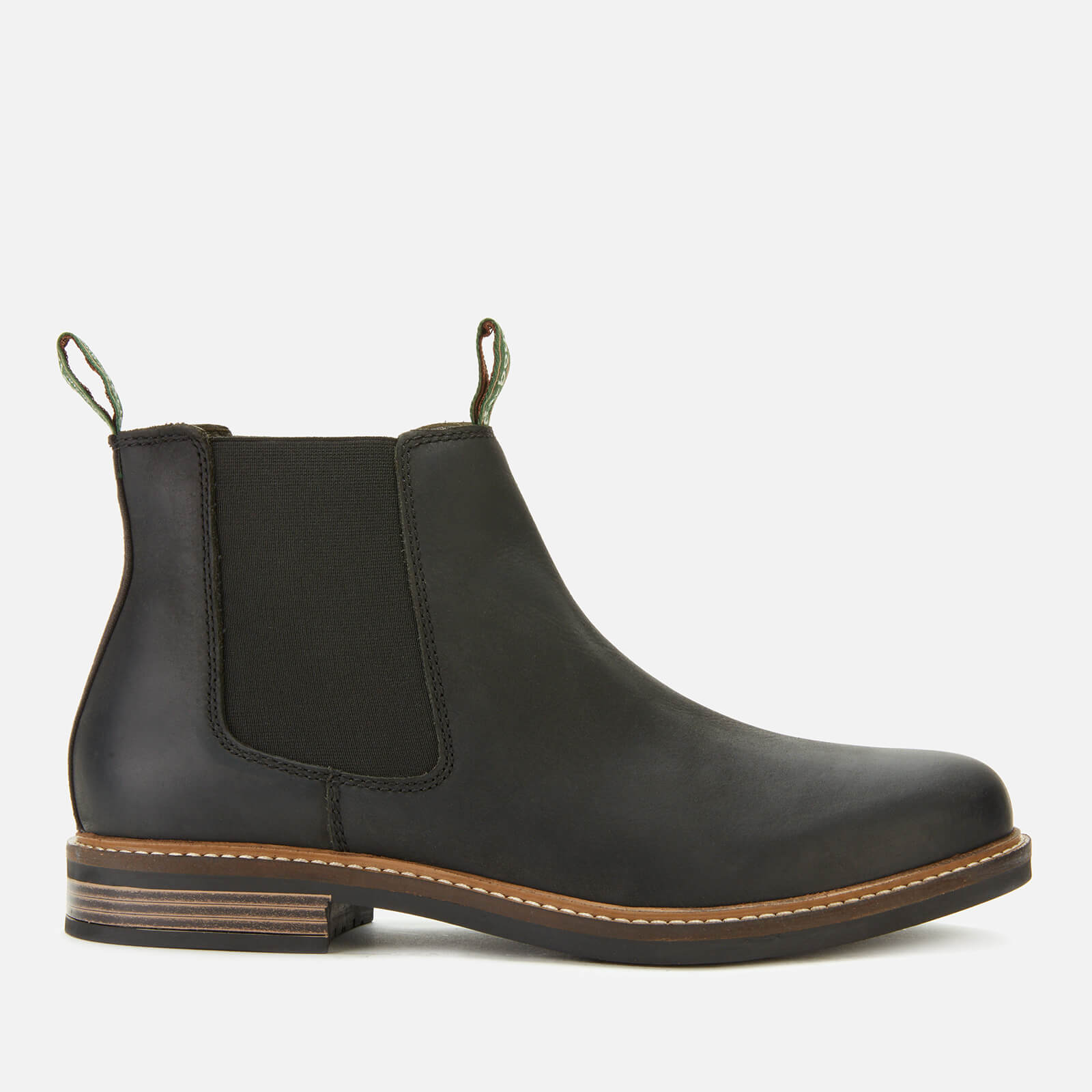 Click to view product details and reviews for Barbour Mens Farsley Leather Chelsea Boots Black Uk 7.