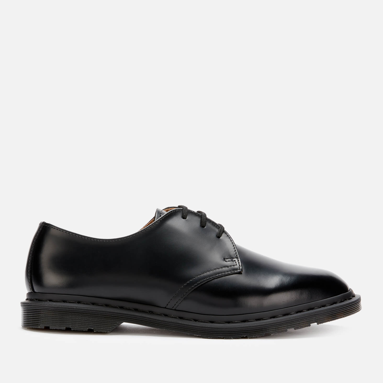 Click to view product details and reviews for Dr Martens Mens Archie Ii Polished Smooth Leather Derby Shoes Black Uk 7 Black.