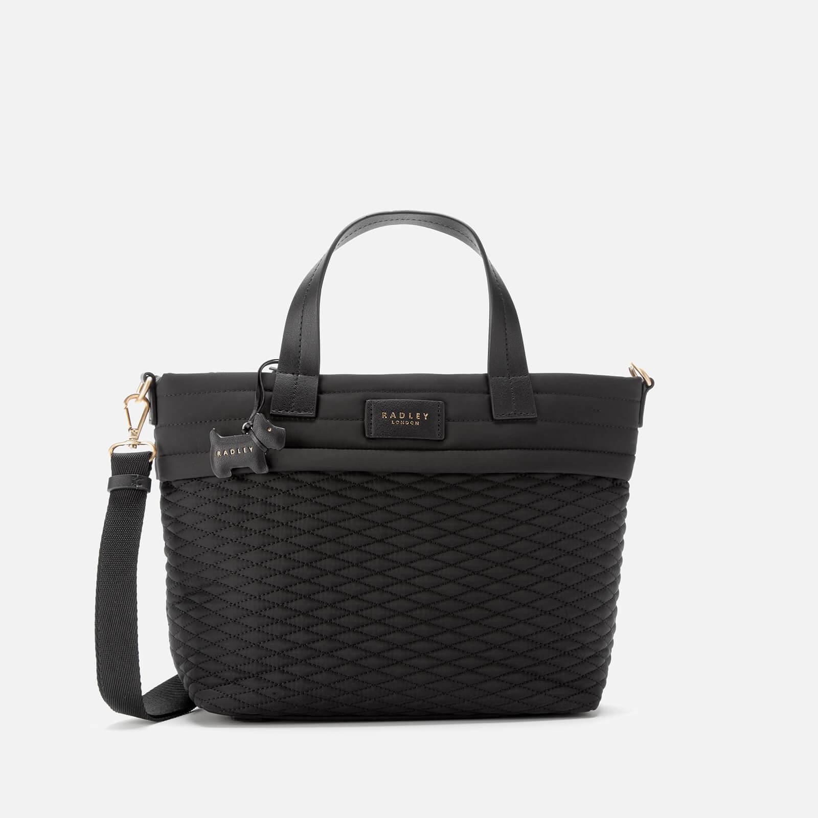 Radley Women's Penton Mews Medium Multiway Grab Ziptop Tote Bag - Black