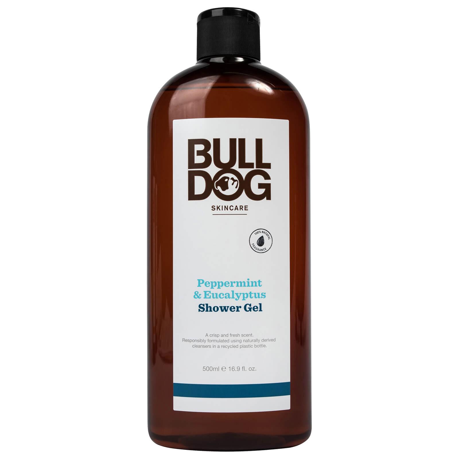 Купить Bulldog Peppermint & Eucalyptus Shower Gel 500ml