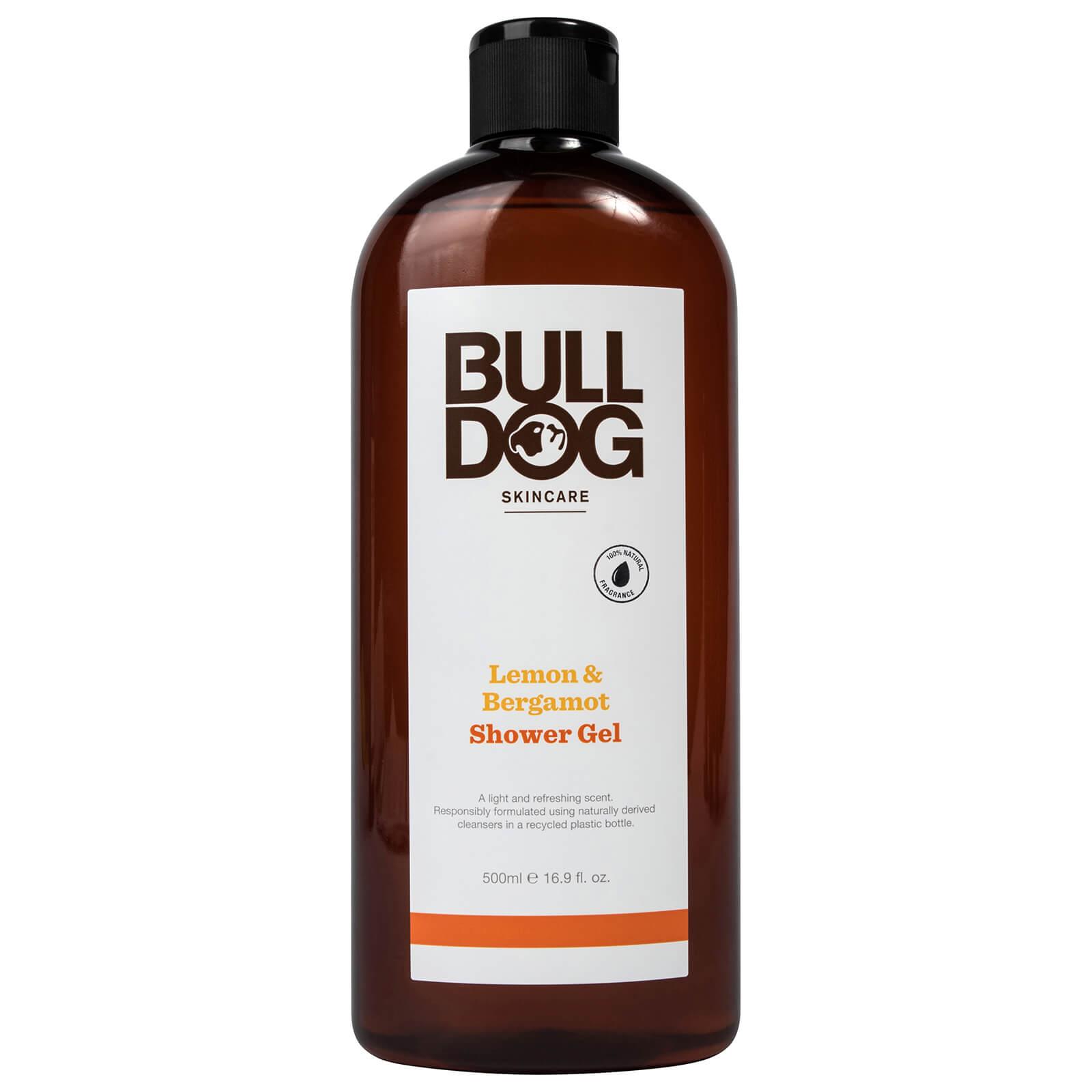 Купить Bulldog Lemon & Bergamot Shower Gel 500ml