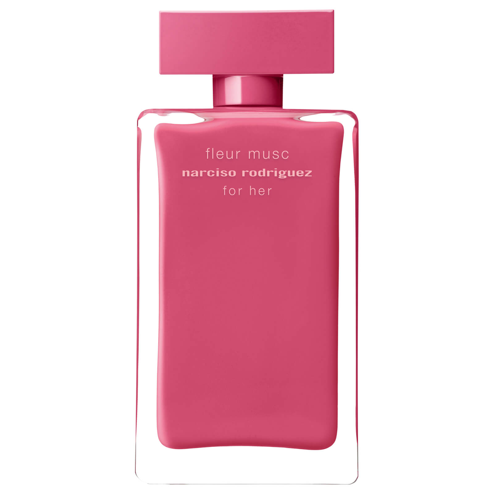Image of Narciso Rodriguez Fleur Musc for Her Eau de Parfum (Various Sizes) - 100ml